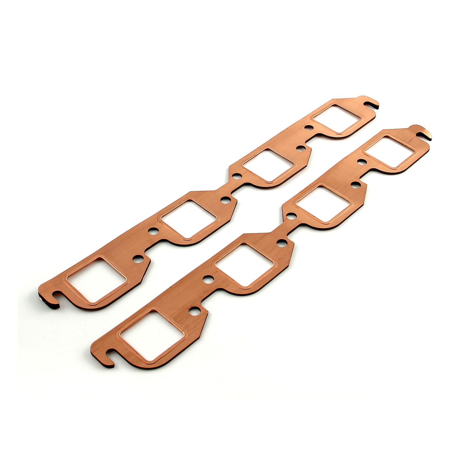Chevy BBC 454 Copper Exhaust Gasket Set