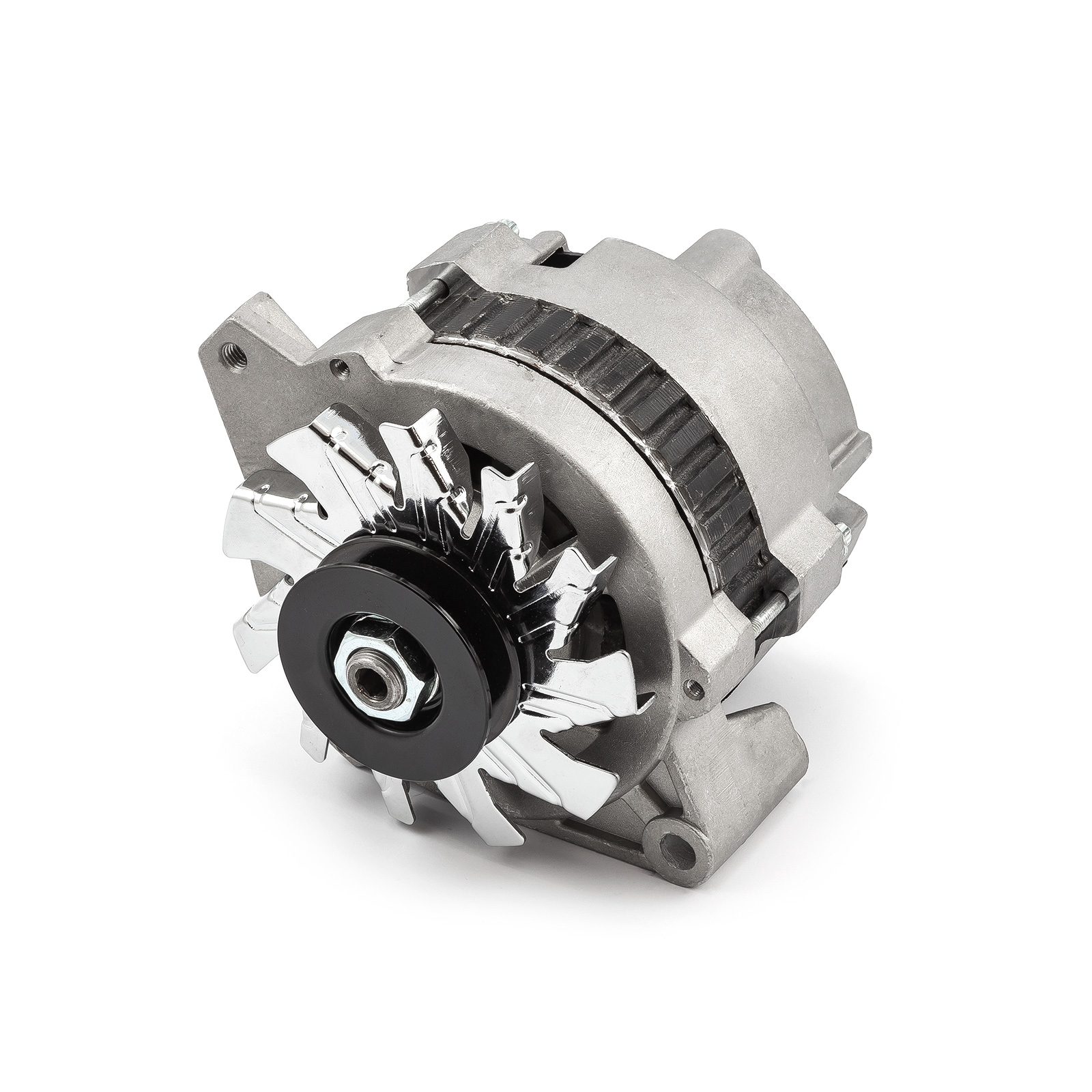Universal Serpentine 80 Amp High Output CS130 Alternator