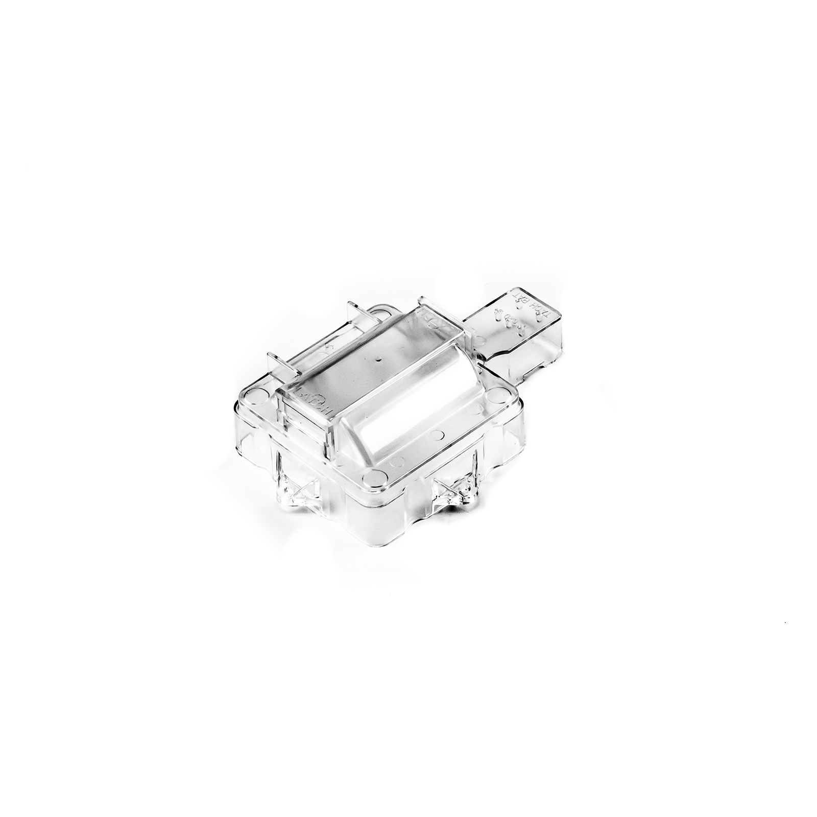 HEI Replacement Distributor Coil Cover Only - Clear