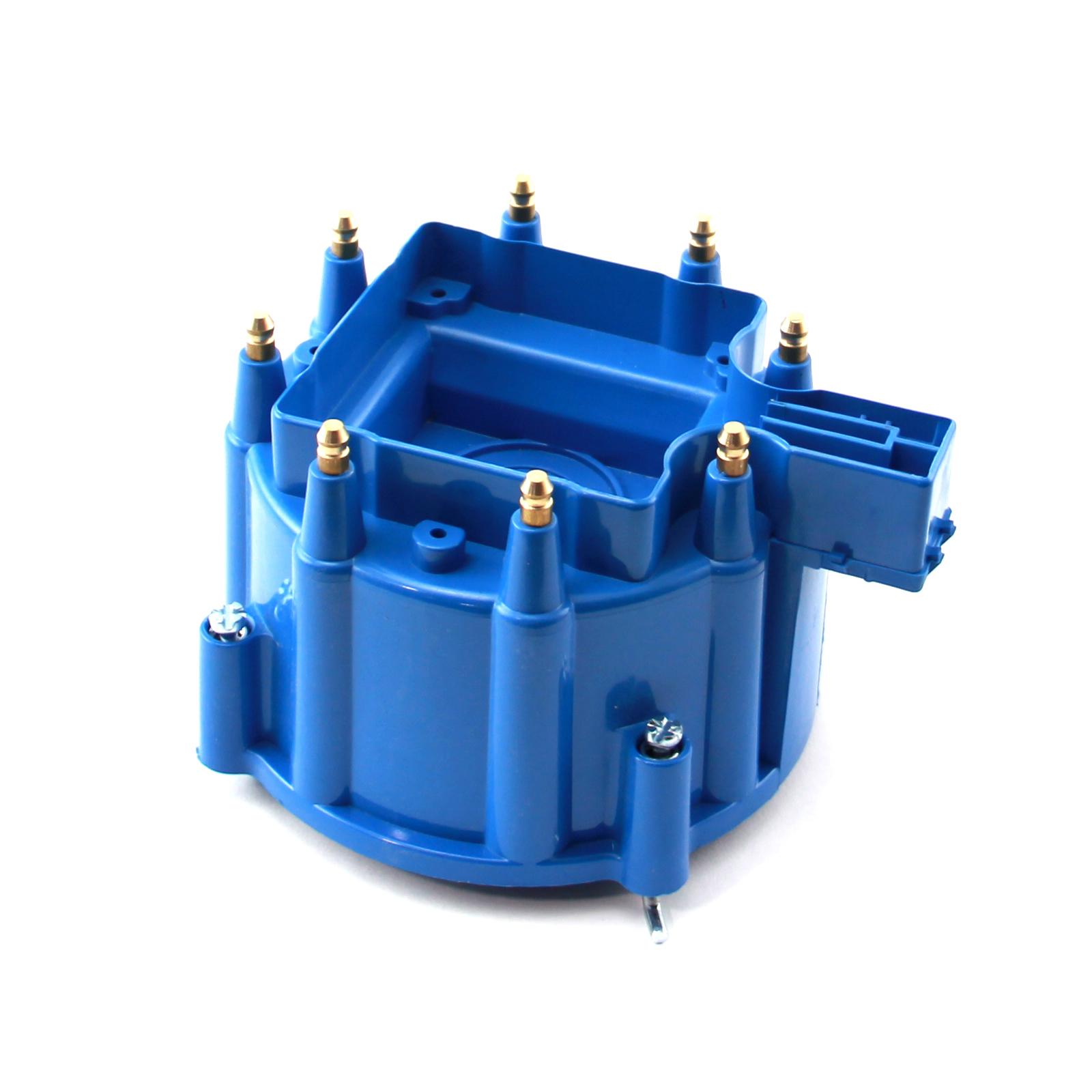 HEI Distributor Cap - Blue
