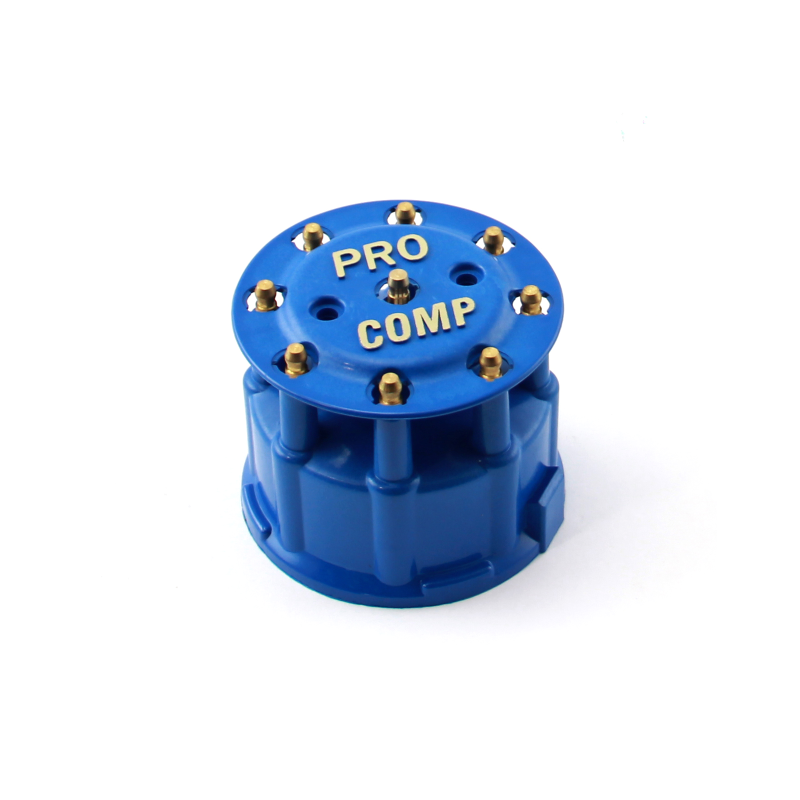 7000 and 8000 Series Male 90.2 Distributor Cap - Blue