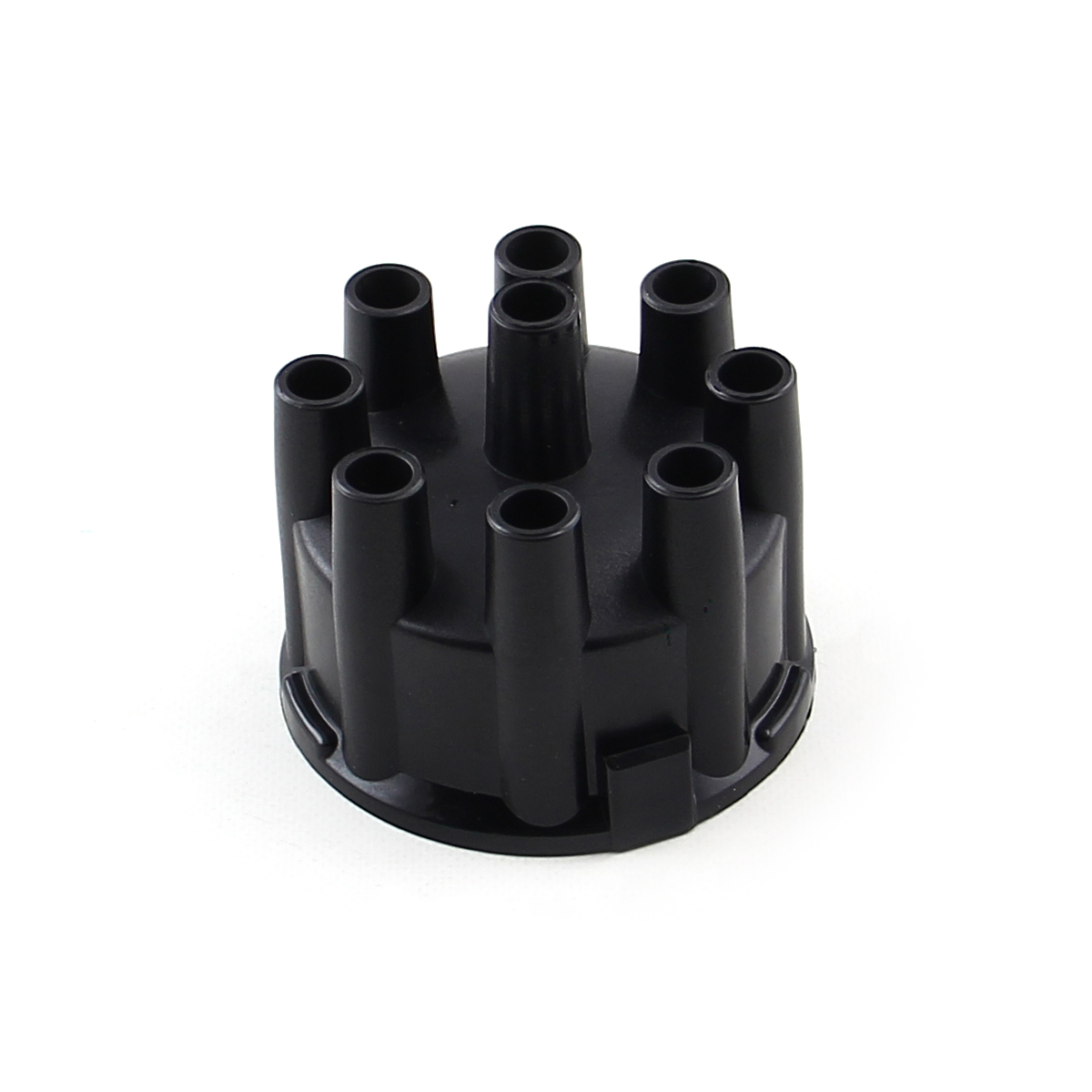 7000 and 8000 Series Female 90.2 Distributor Cap - Black