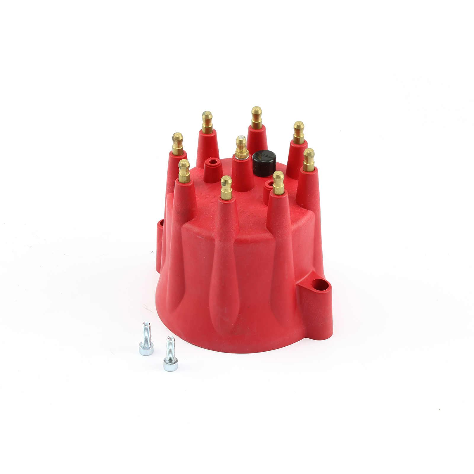 Marine Series Male Distributor Screw On Cap - Red