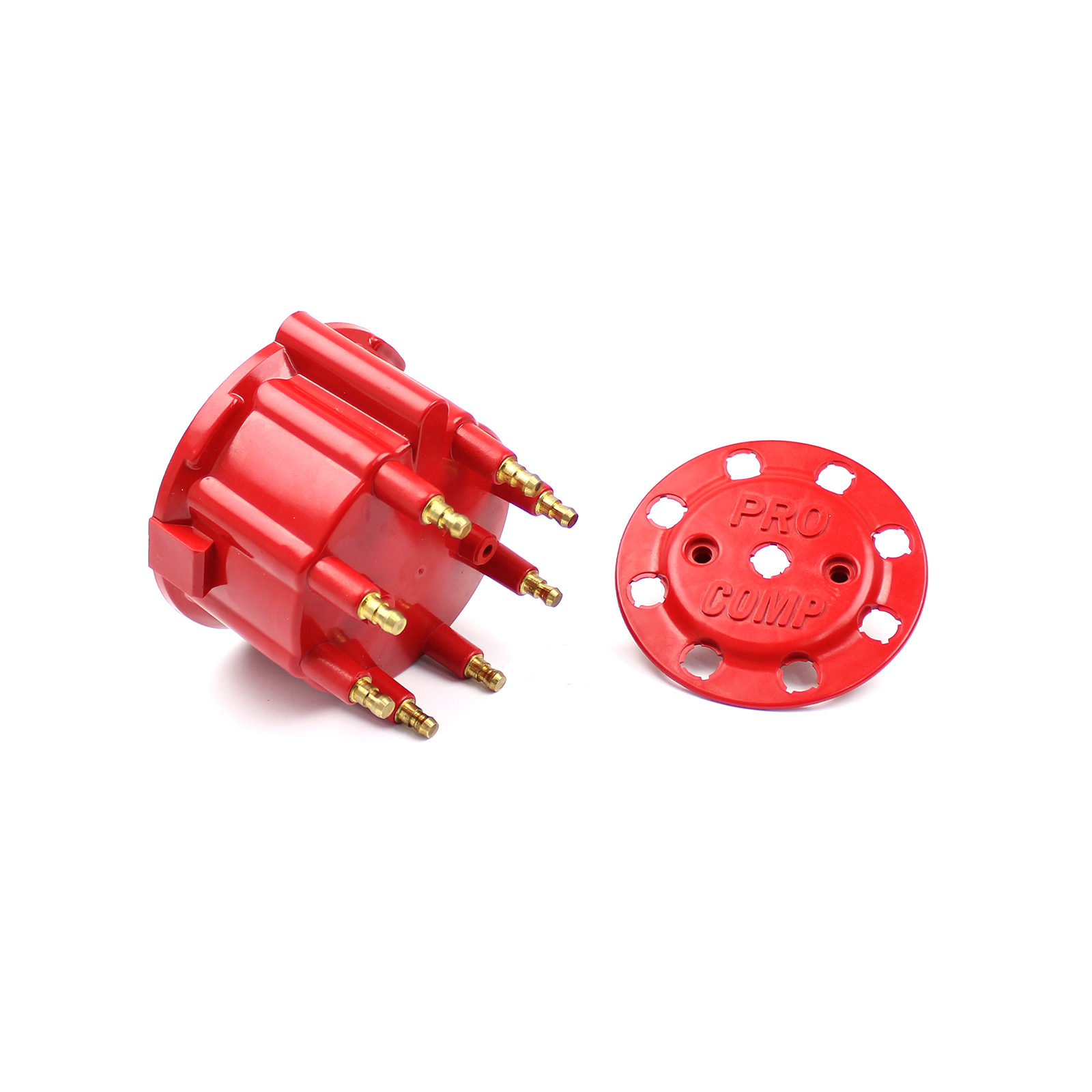 Magneto Series Male Clip-on Distributor Cap