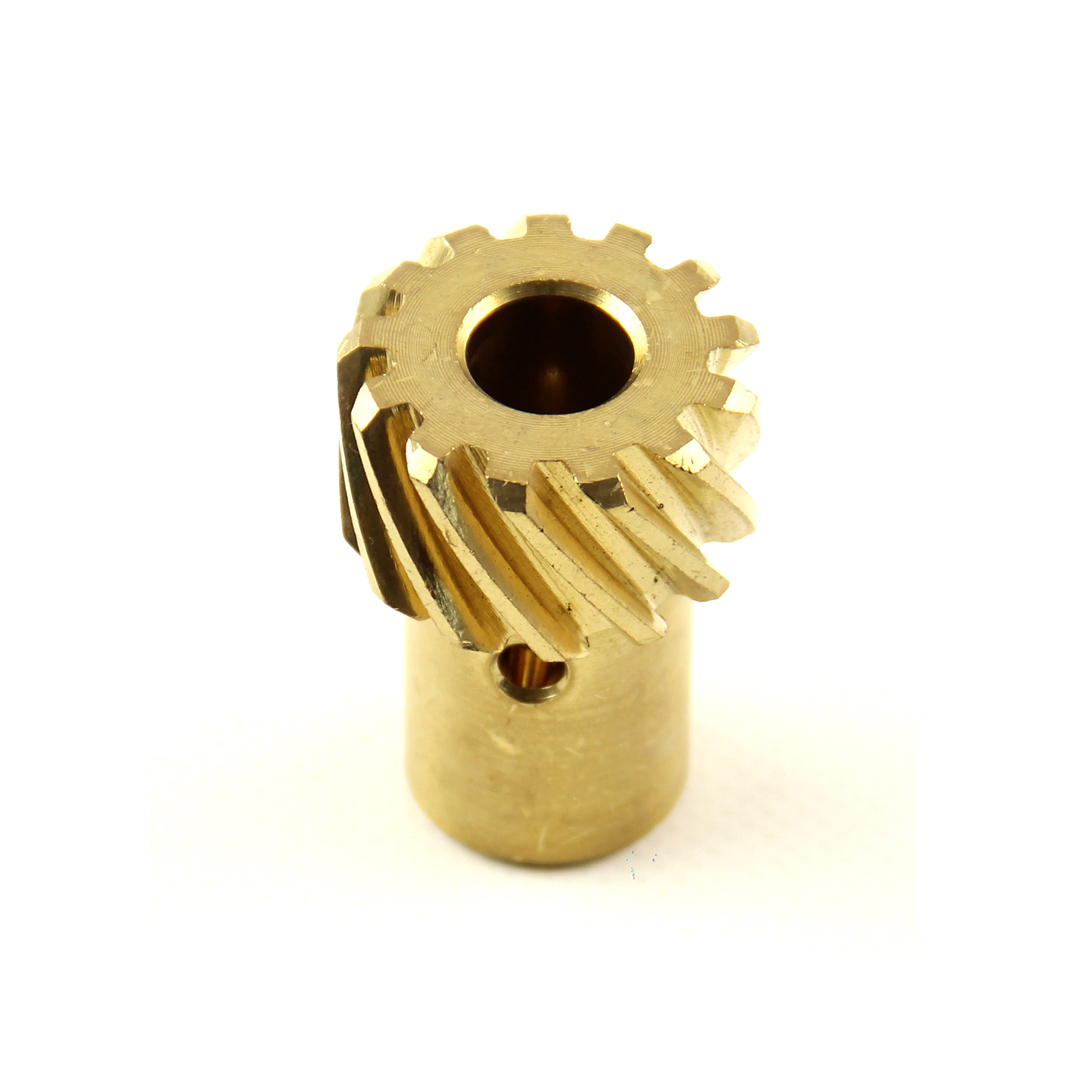 "Chevy SBC 350 BBC 454 Bronze 0.500"" Shaft Distributor Gear"