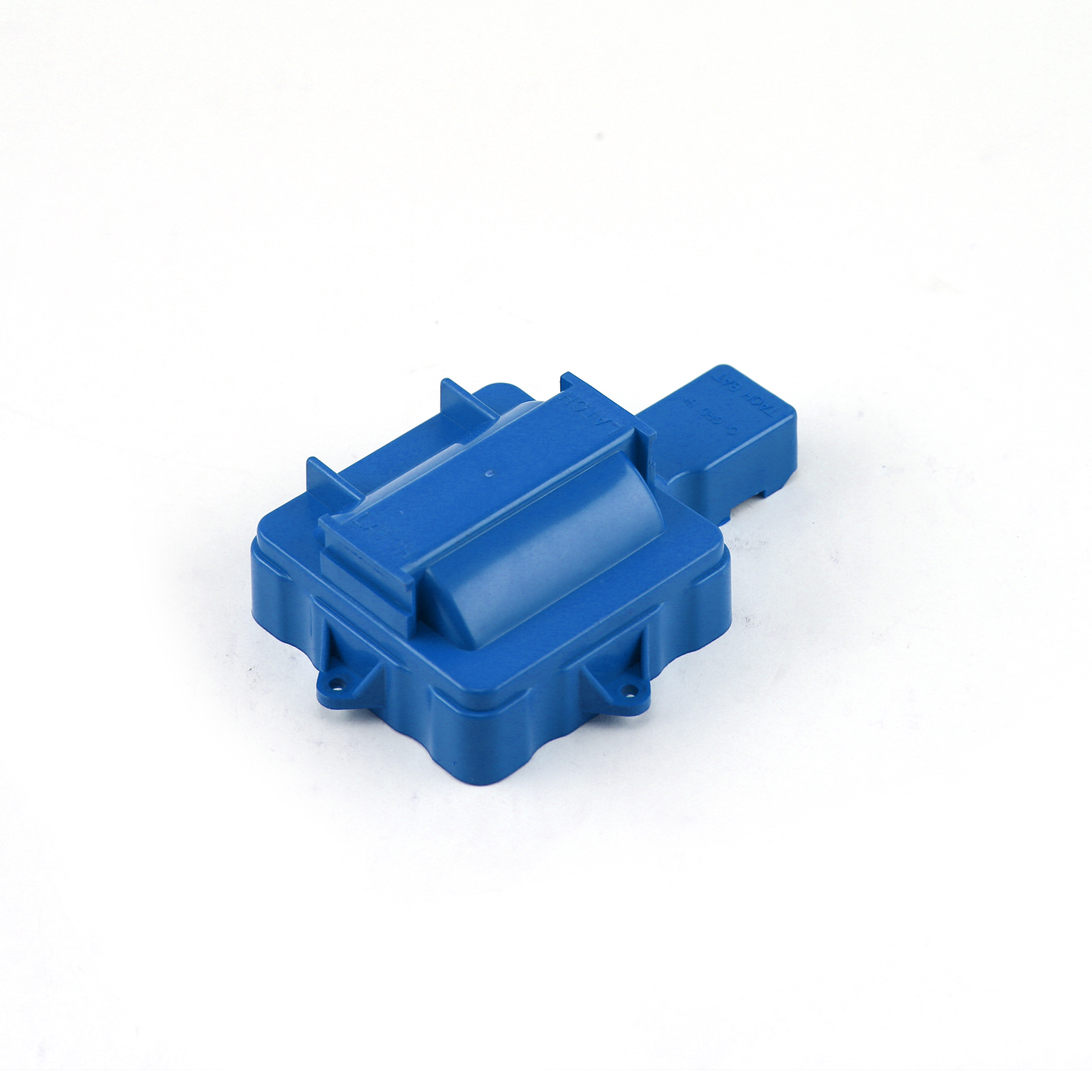 HEI Replacement Distributor Coil Cover Only - Blue