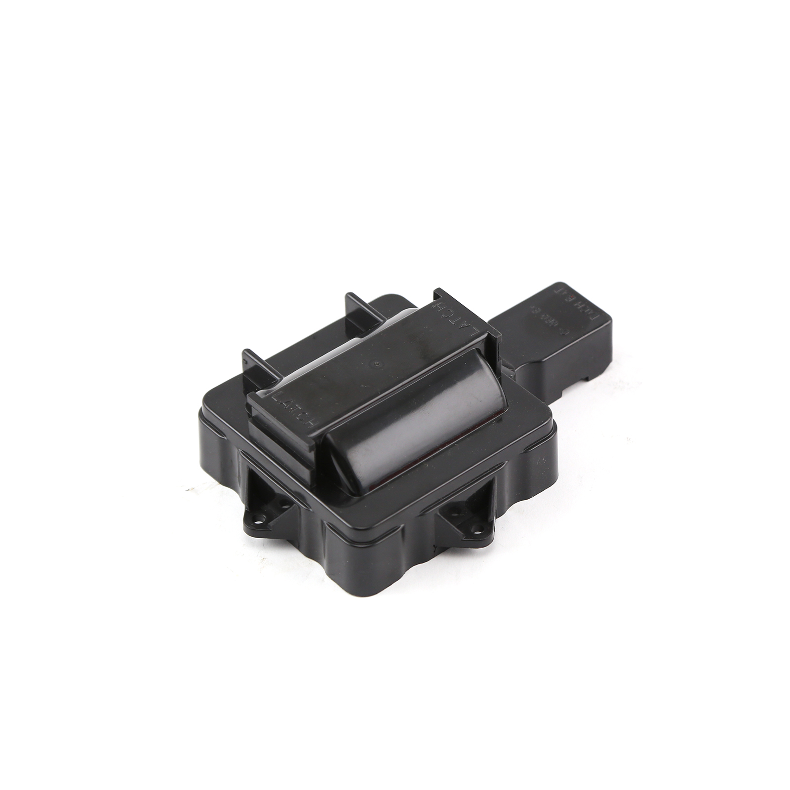 HEI Replacement Distributor Coil Cover Only - Black