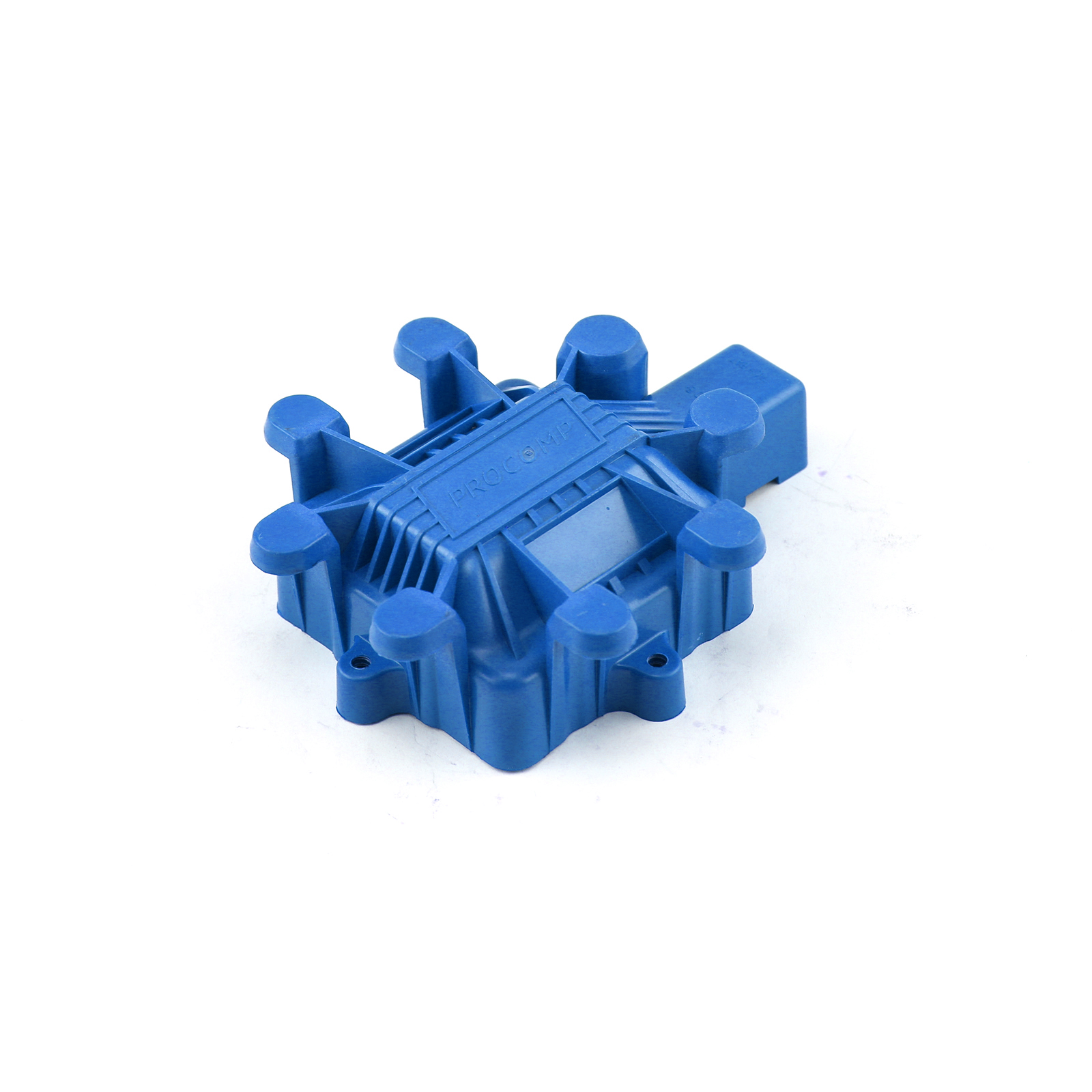 Thunder Series HEI Distributor Coil Cover Only - Blue