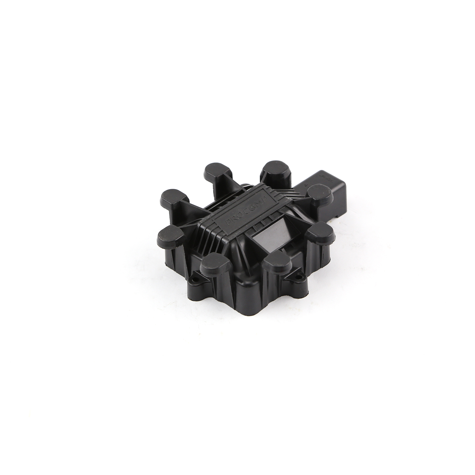 Thunder Series HEI Distributor Coil Cover Only - Black