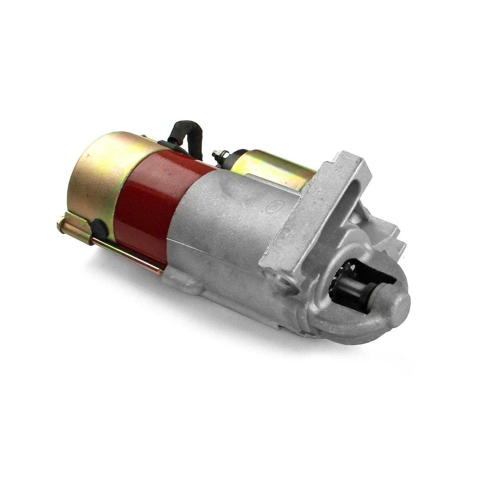 "Chevy SBC 350 BBC 454 10"" 153T Straight High Torque Starter Motor"