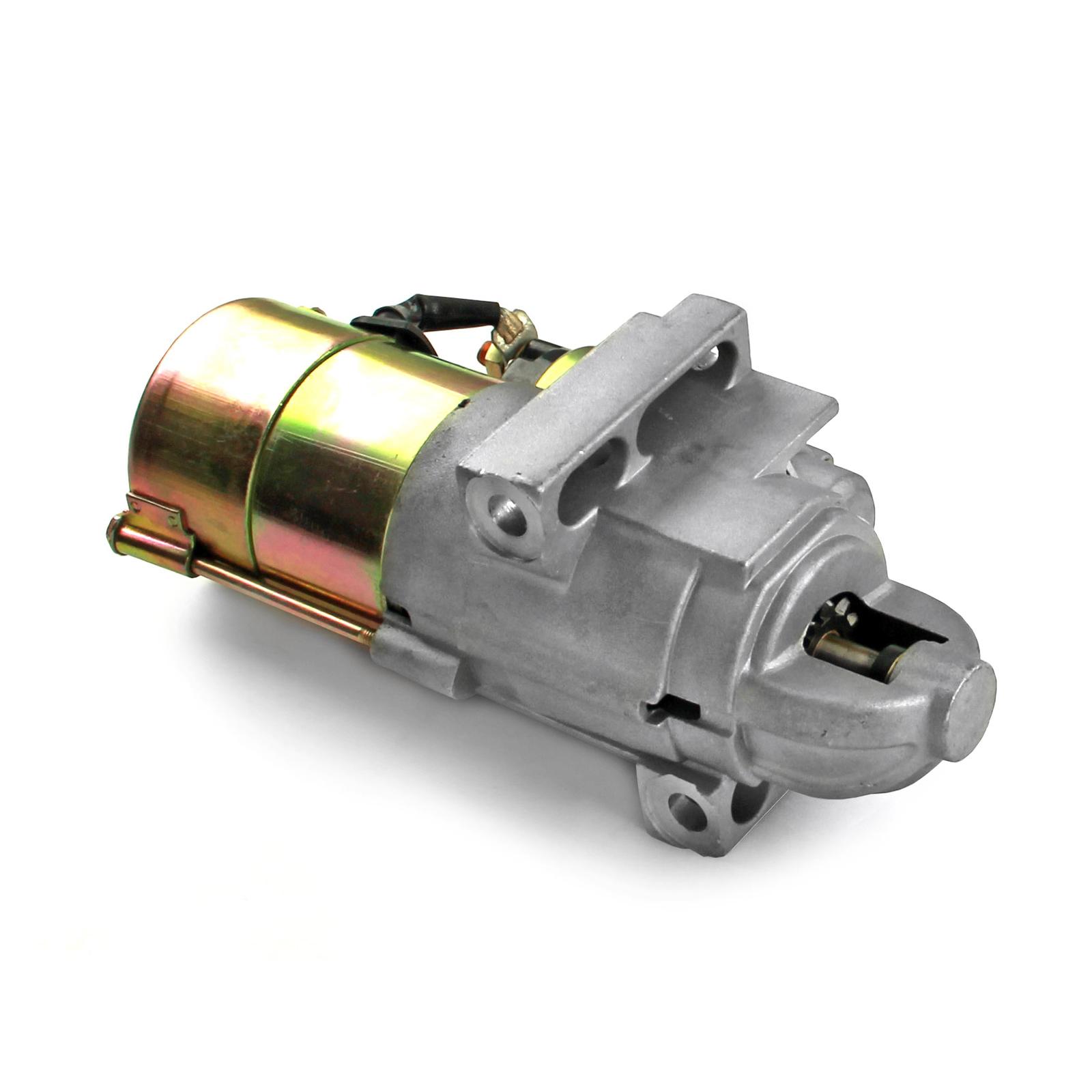 "Chevy SBC 350 BBC 454 11"" 168T Offset High Torque Starter Motor"