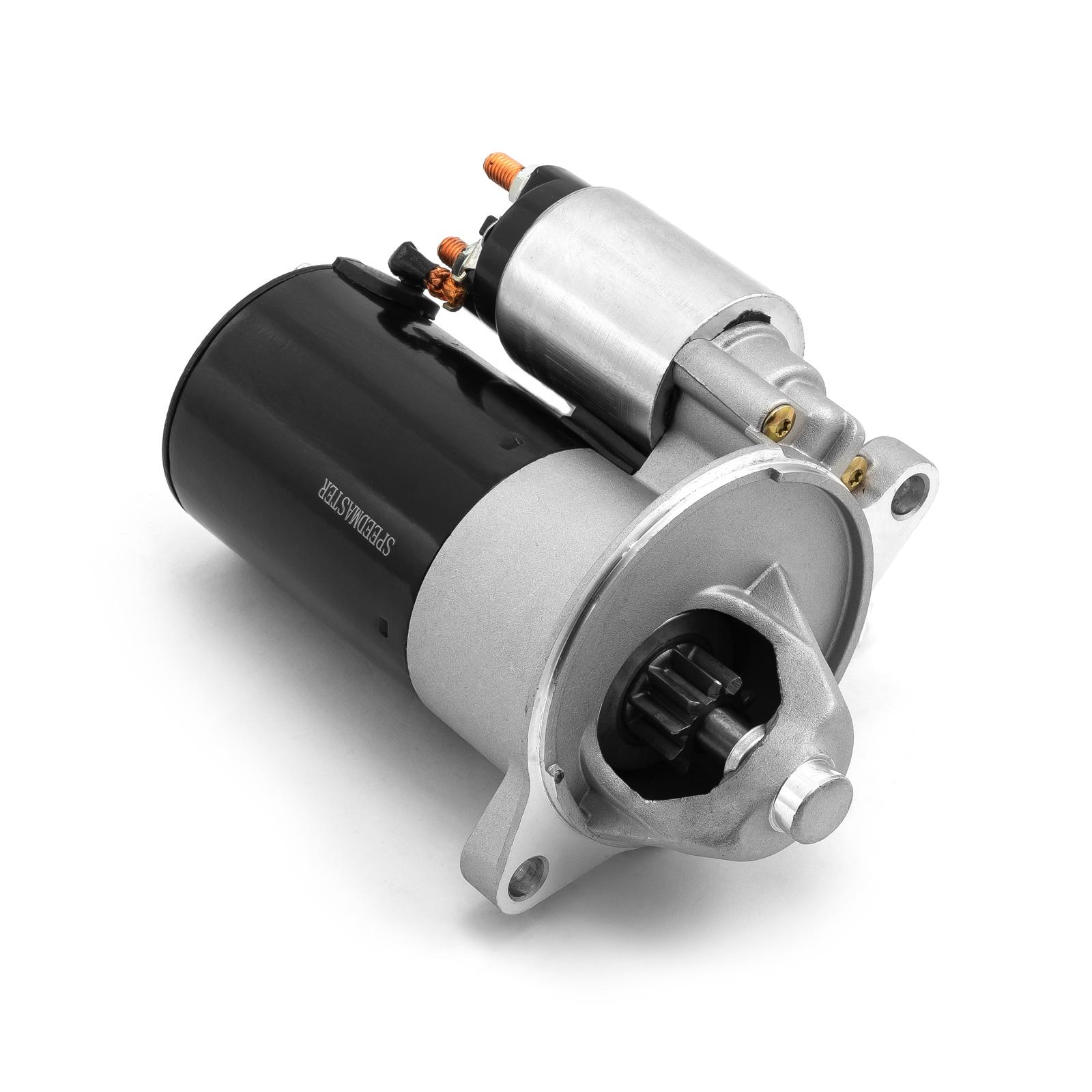 Ford SB 289 302 351 Windsor Cleveland 2 Bolt High Torq Auto-Trans Starter Motor