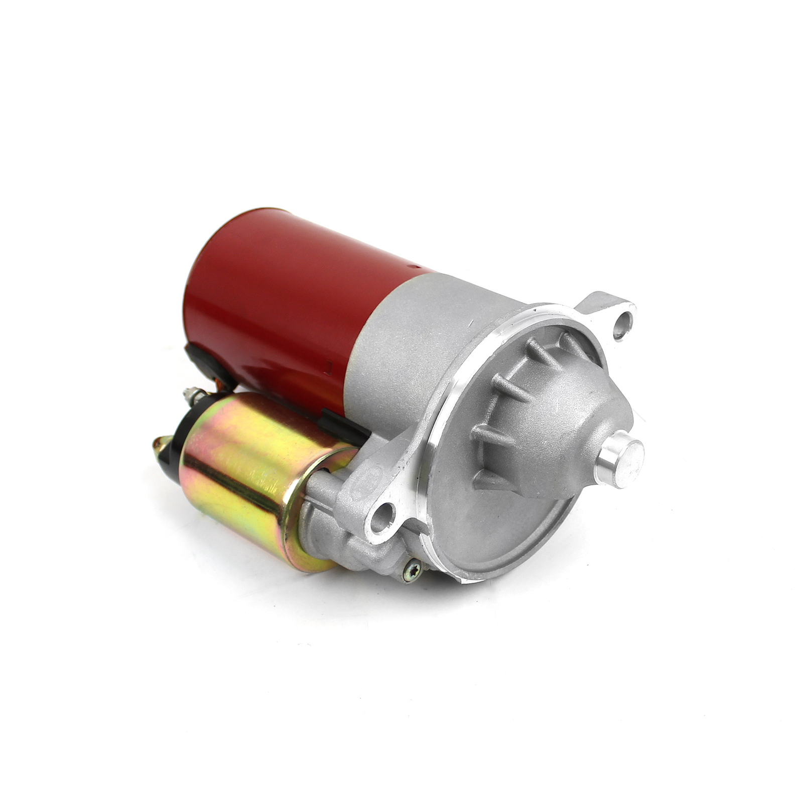 Ford SB 289 302 351 Windsor Cleveland 2 Bolt High Torque Man-Trans Starter Motor