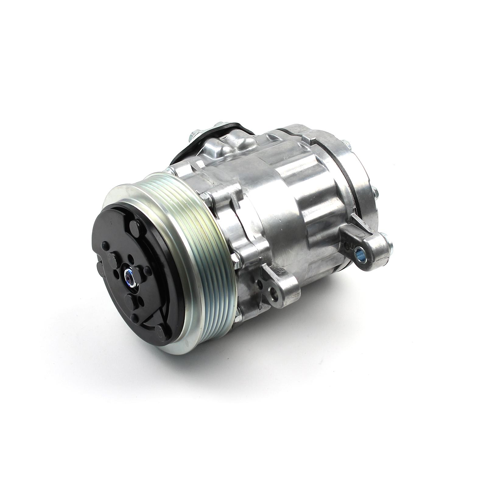 Serpentine Belt Sanden Style 7176 Small Body Satin Air Compressor