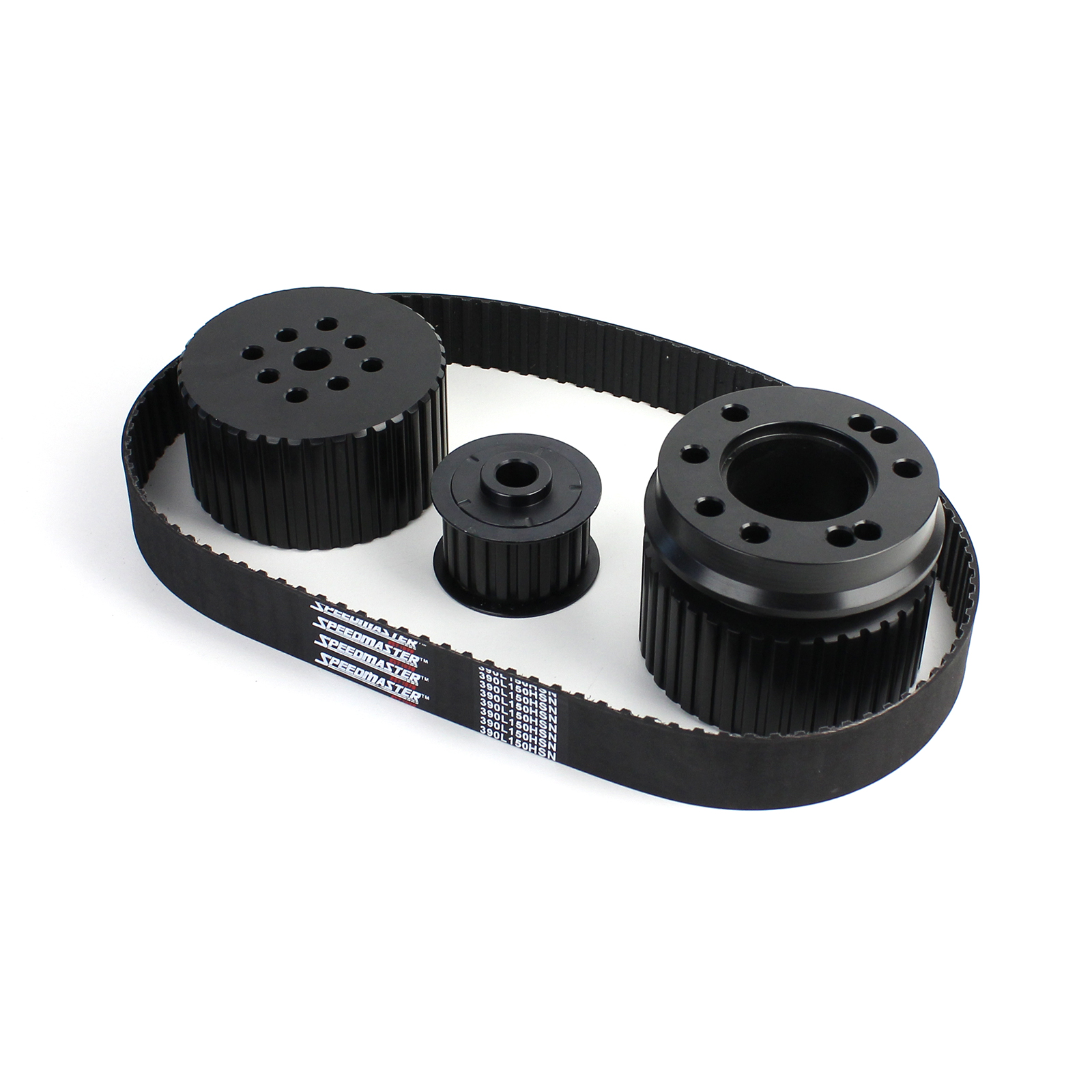 Ford 429 460 Gilmer Drive Kit Black