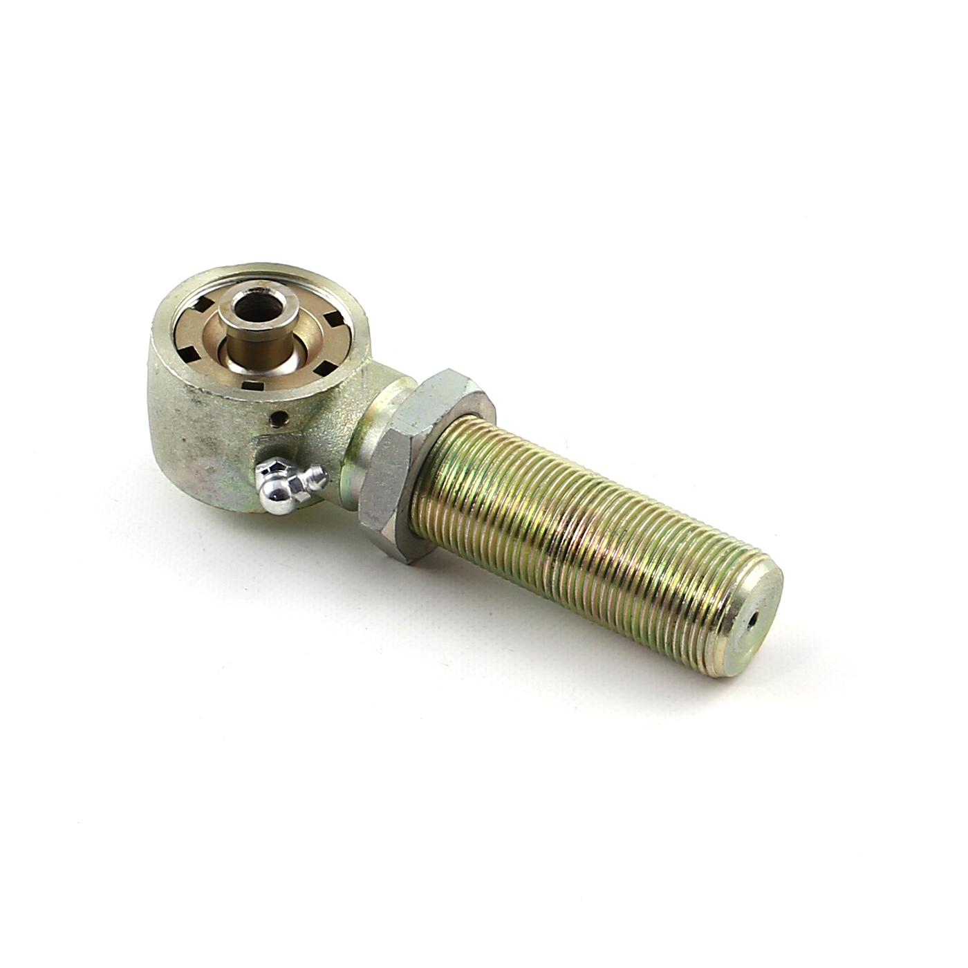 "Rod End 2"" Forged Flex Joint Right Hand RH Thread w/Jam Nut"