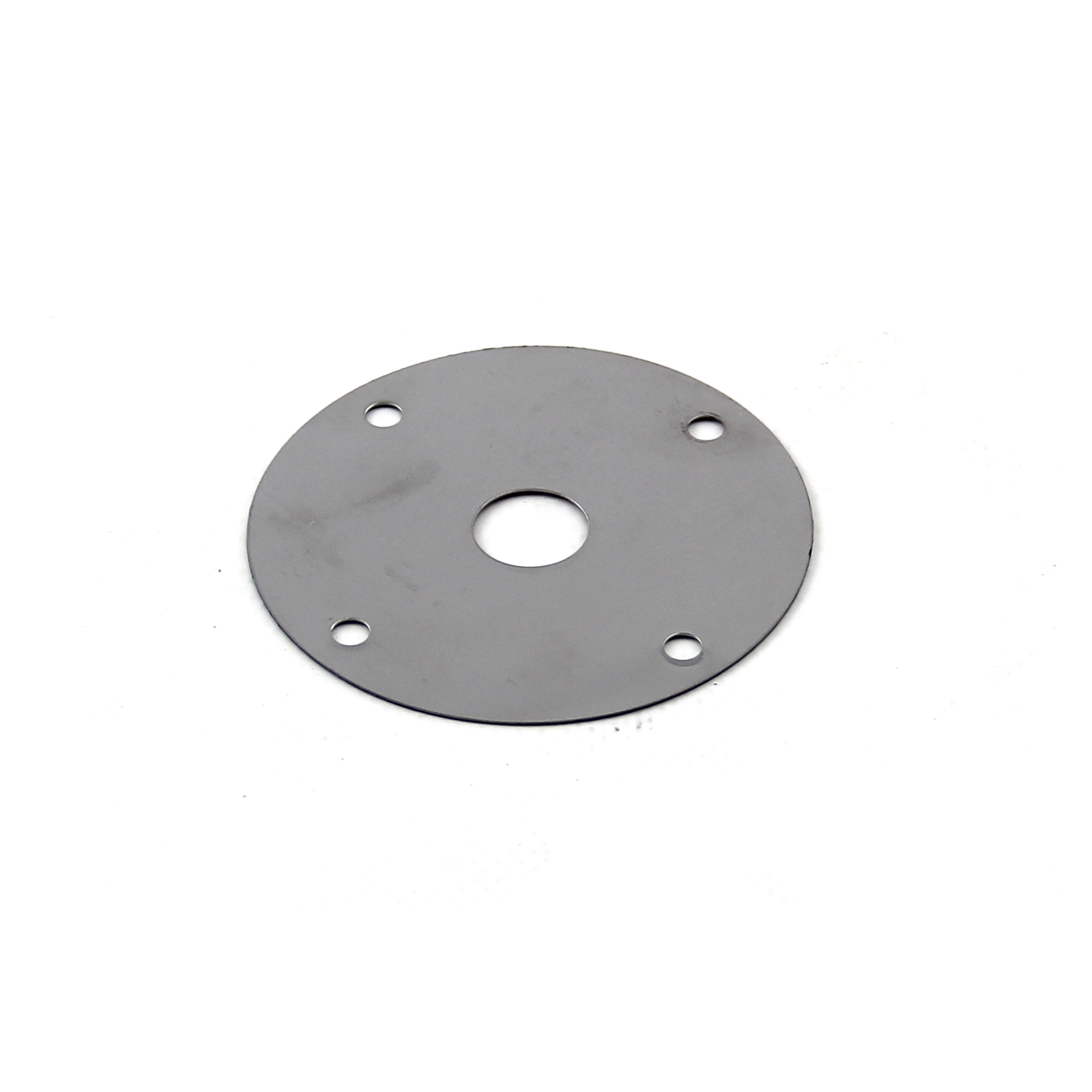 Replacement Hood Pin Scuff Steel Plate Only