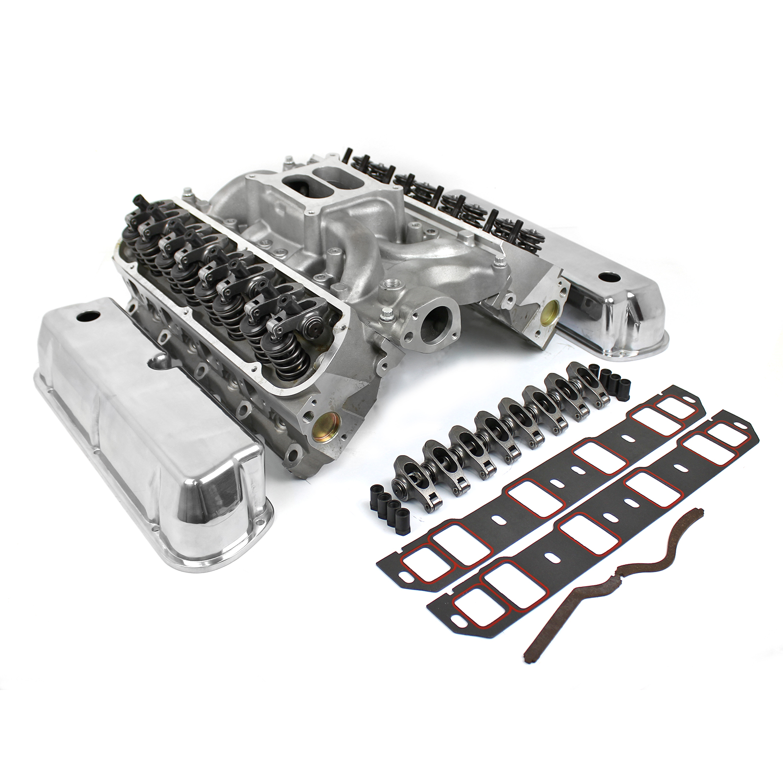 Ford SB 289 302 Windsor Hyd FT Cylinder Head Top End Engine Combo Kit