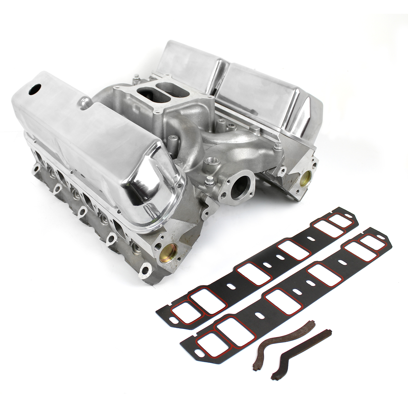 PCE® PCE435.1064 Ford SB 289 302 Windsor Hyd FT Cylinder Head Top End Engine Combo Kit