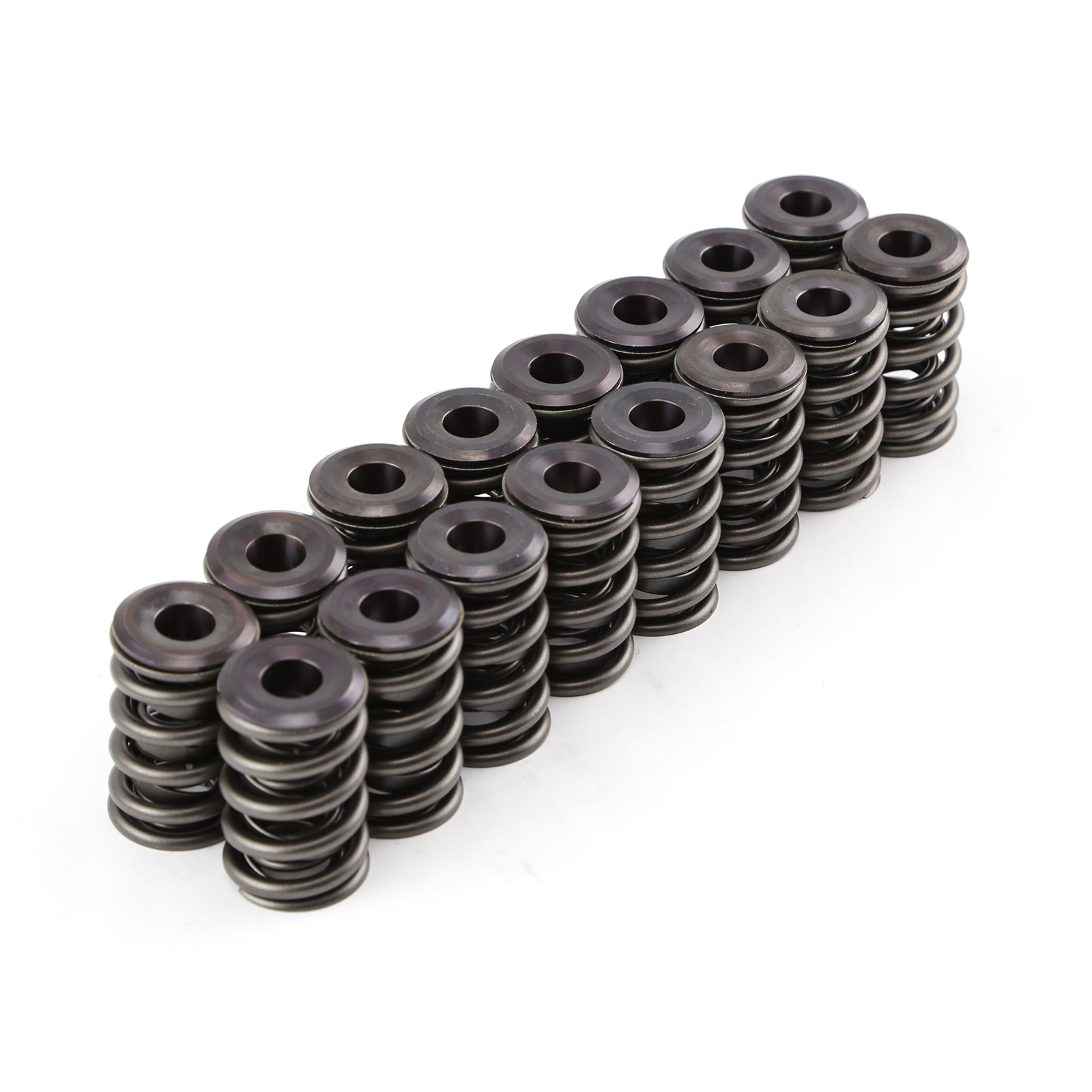 """1.450"""" Od Dual Spring Kit w/Retainers & Cups 145Lbs. @ 1.900"""" 1.150"""" Coil Bind"""