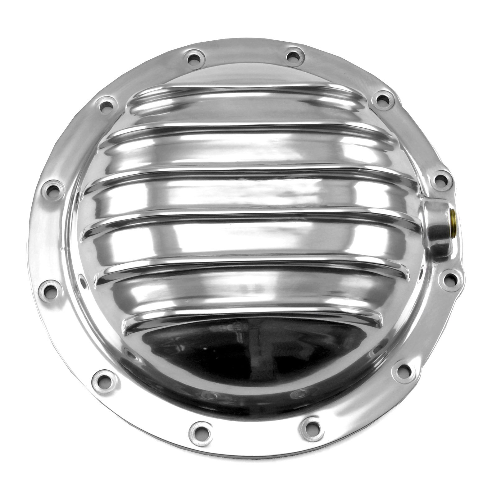 Amc Jeep CJ5 J10 M20 12 Bolt Polished Aluminum Rear End Differential Rear Cover
