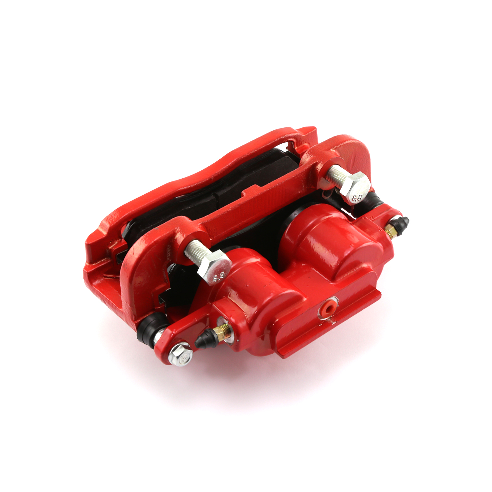 """GM Dual Piston Front Caliper with Brake Pads for 13"""" Caliper (Right Only)"""