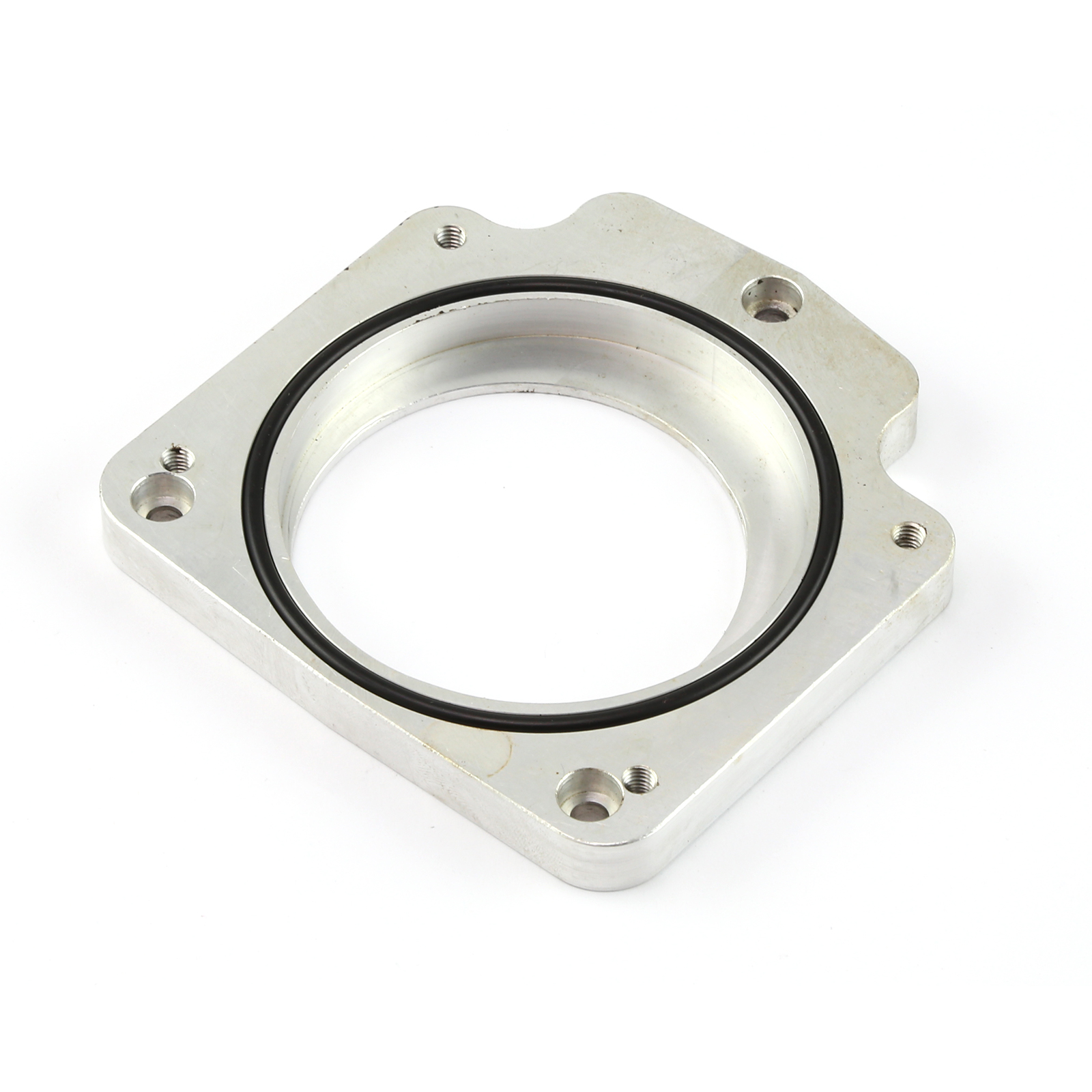 Billet Aluminum LS1 TO LS2 (3 Bolt to 4 Bolt) Throttle Body Adapter Spacer