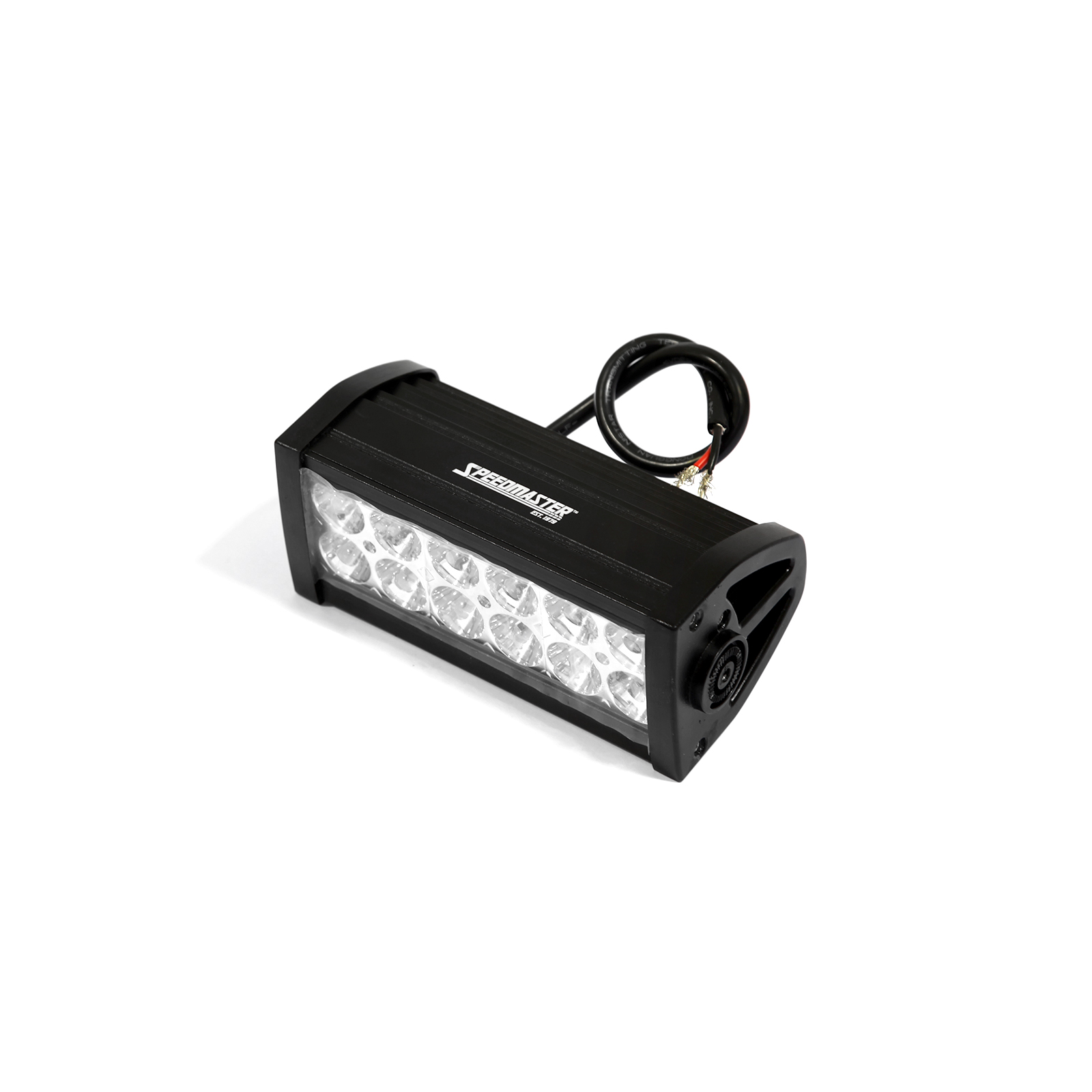 """7"""" 36W LED Work Light Bar Offroad Driving Lamp SUV Car Boat 4WD"""