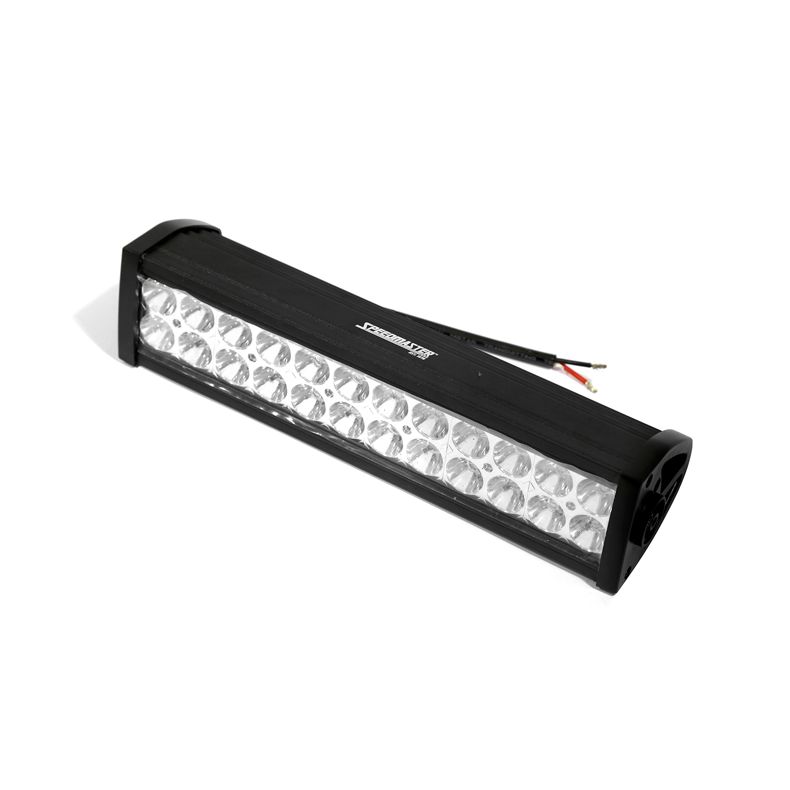 """12"""" 72W LED Work Light Bar Offroad Driving Lamp SUV Car Boat 4WD"""