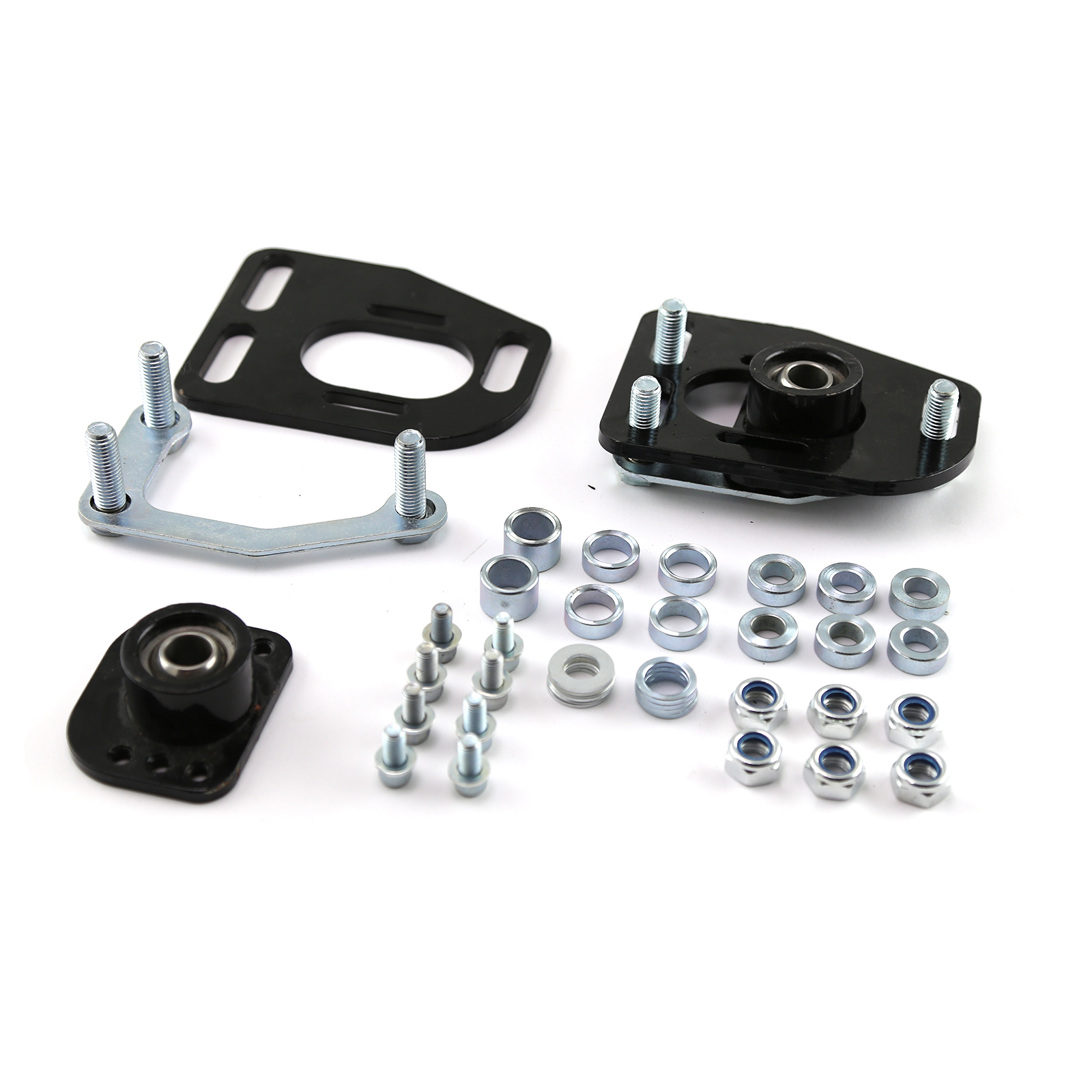 Mustang 1979-1989 Caster Camber Plate Kit Alignment V6 V8