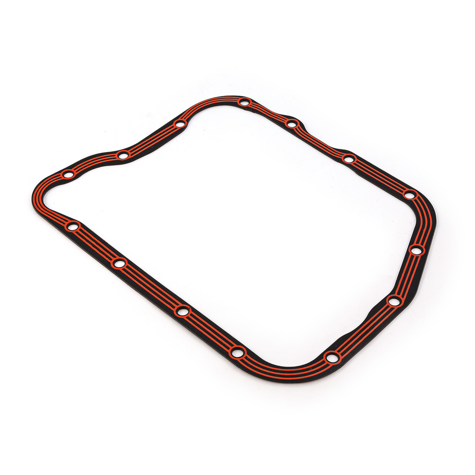Chrysler Dodge 727 Torqueflite Transmission Pan Gasket Steel with Rubber