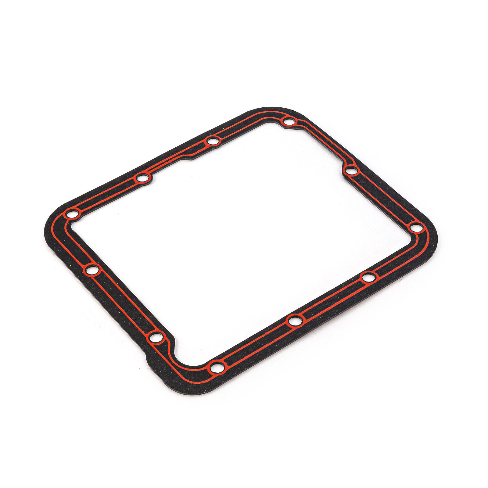 Ford C4 Transmission Pan Gasket Steel with Rubber