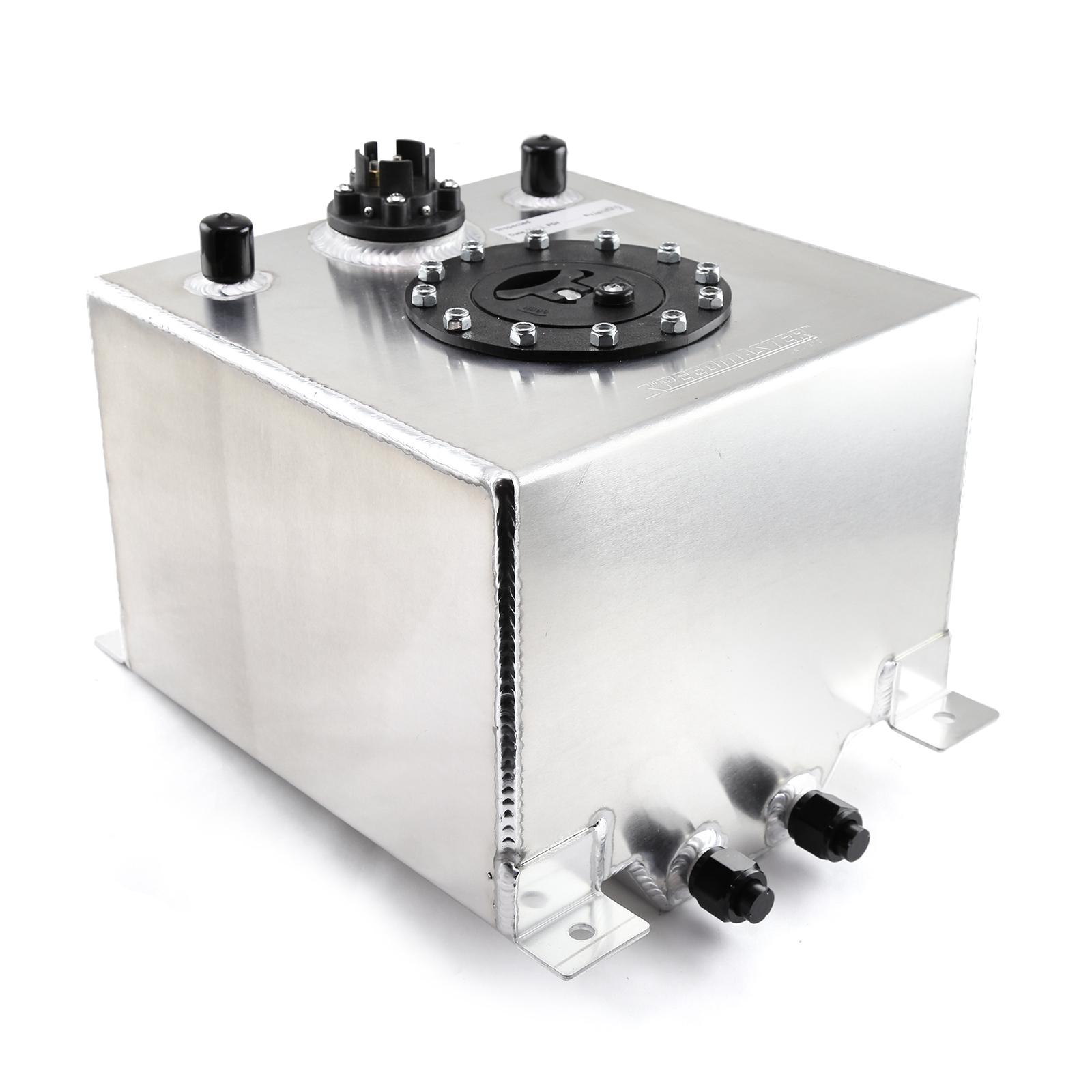 Speedmaster 5 Gallon / 20 Litre Aluminum Fuel Cell w/Sending Unit