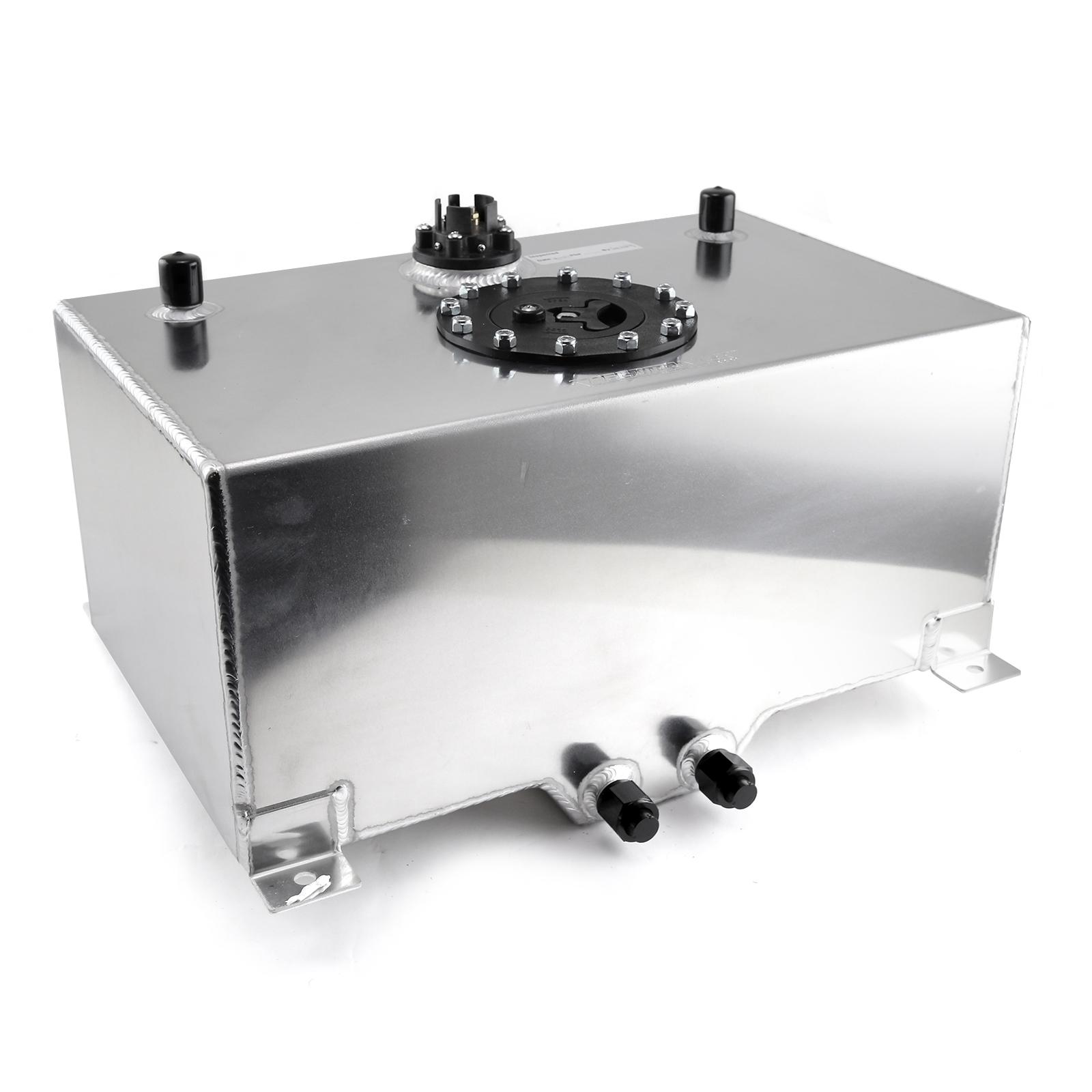 Speedmaster 8 Gallon / 30 Litre Aluminum Fuel Cell w/Sending Unit