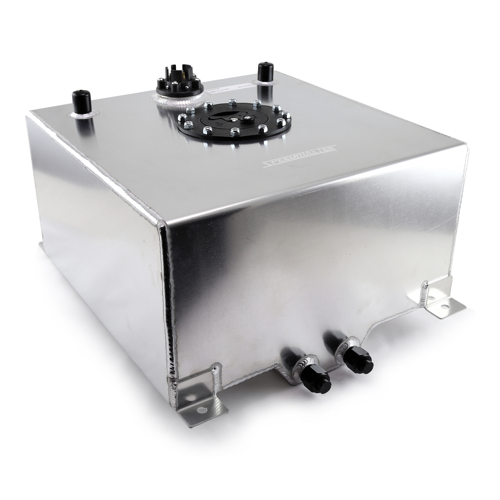 Speedmaster 10 Gallon / 40 Litre Aluminum Fuel Cell w/Sending Unit