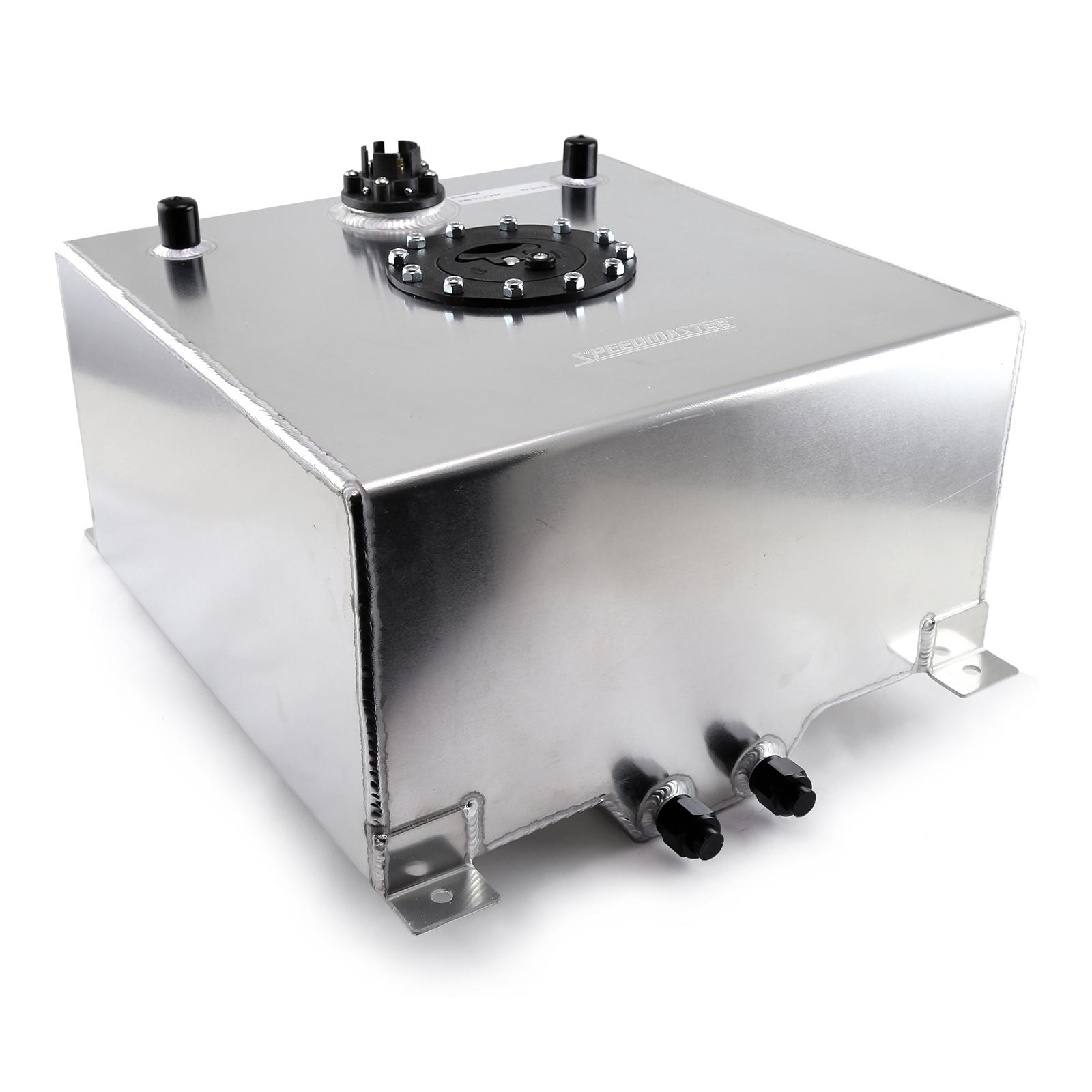 10 Gallon / 40 Litre Aluminum Fuel Cell w/Sending Unit