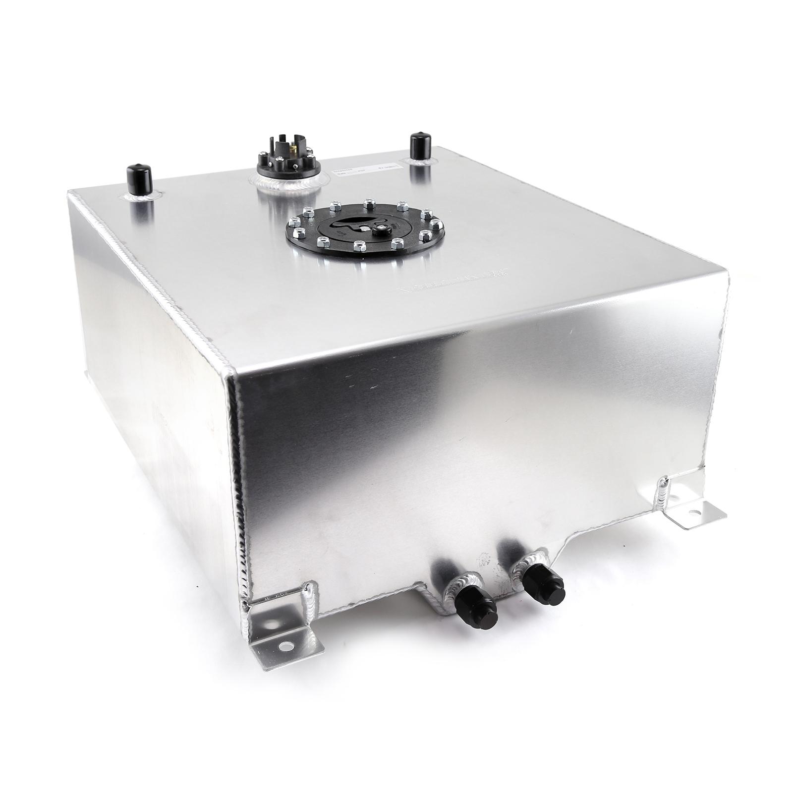 15 Gallon / 60 Litre Aluminum Fuel Cell w/Sending Unit