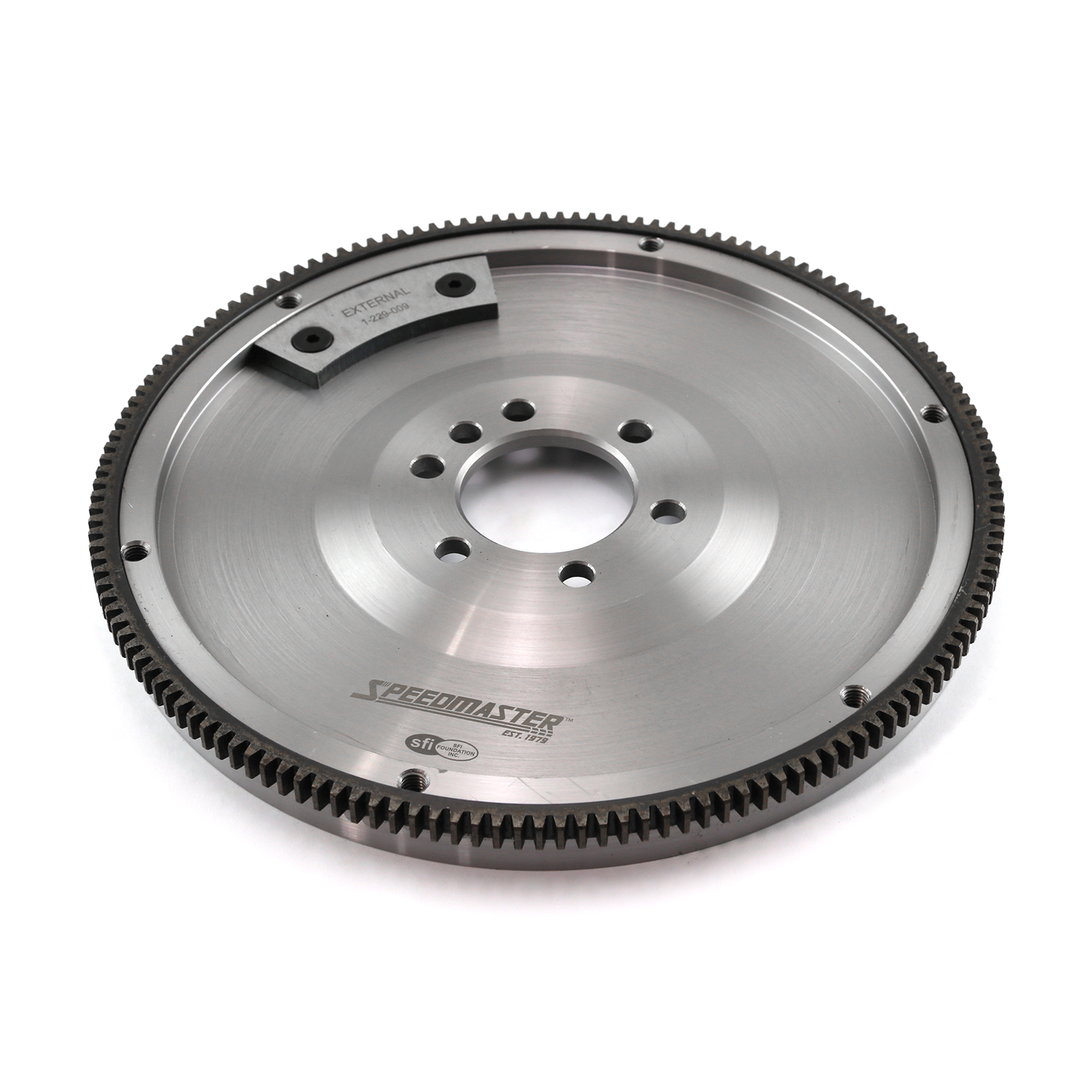 Chevy SBC 350 BBC 454 2PC RMS 153 Tooth DNA® Billet SFI Flywheel