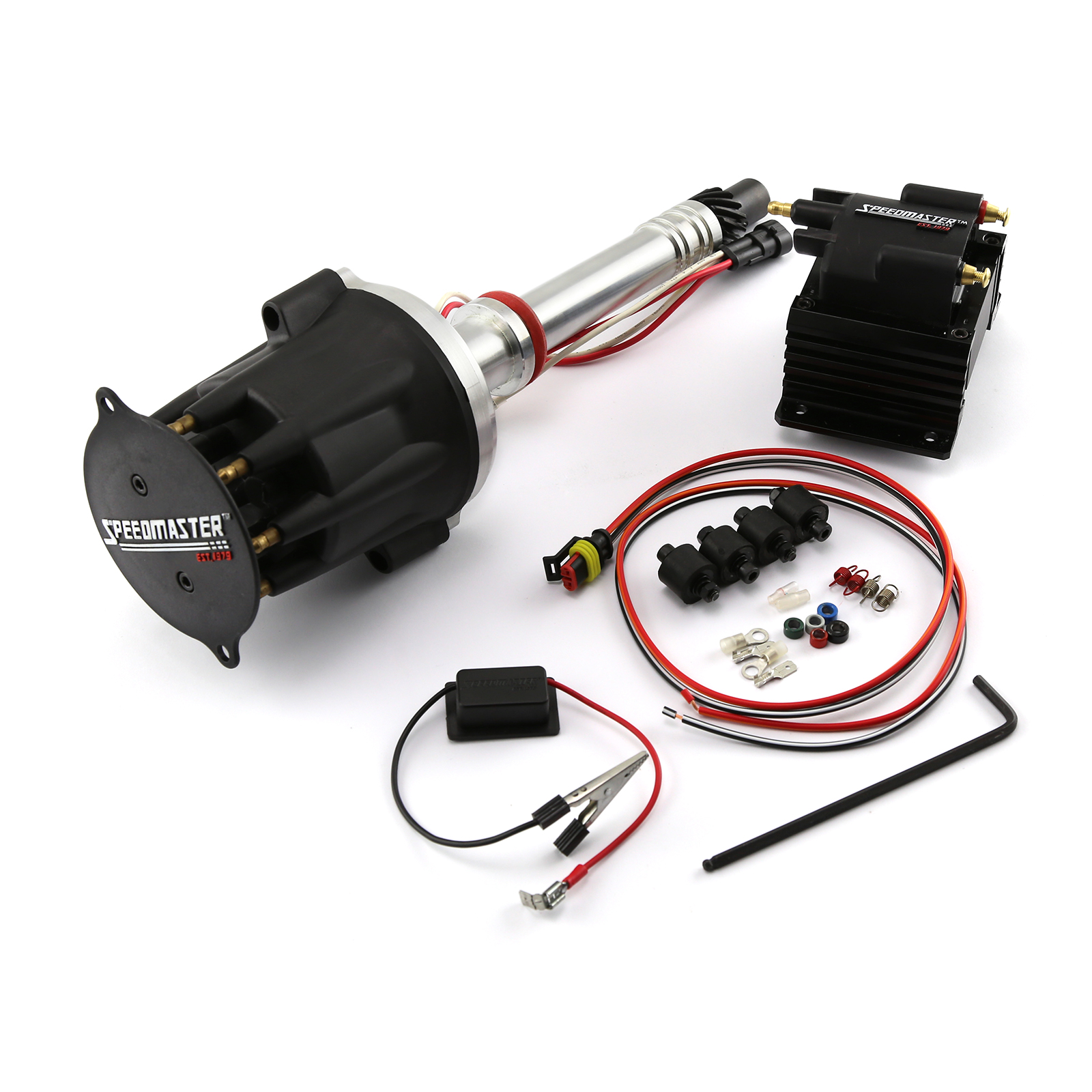 Chevy SBC 350 BBC 454 - El Rayo DNA® - Distributor Ignition Kit