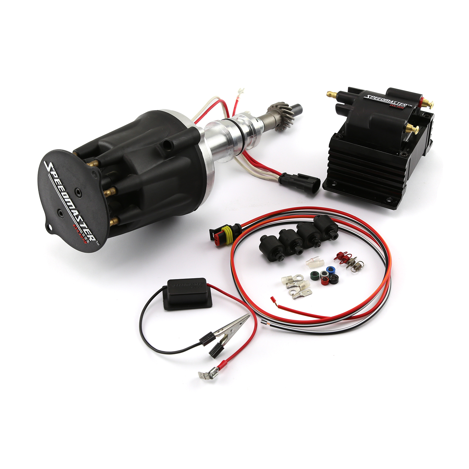 Ford 351W Windsor - El Rayo DNA® - Distributor Ignition Kit