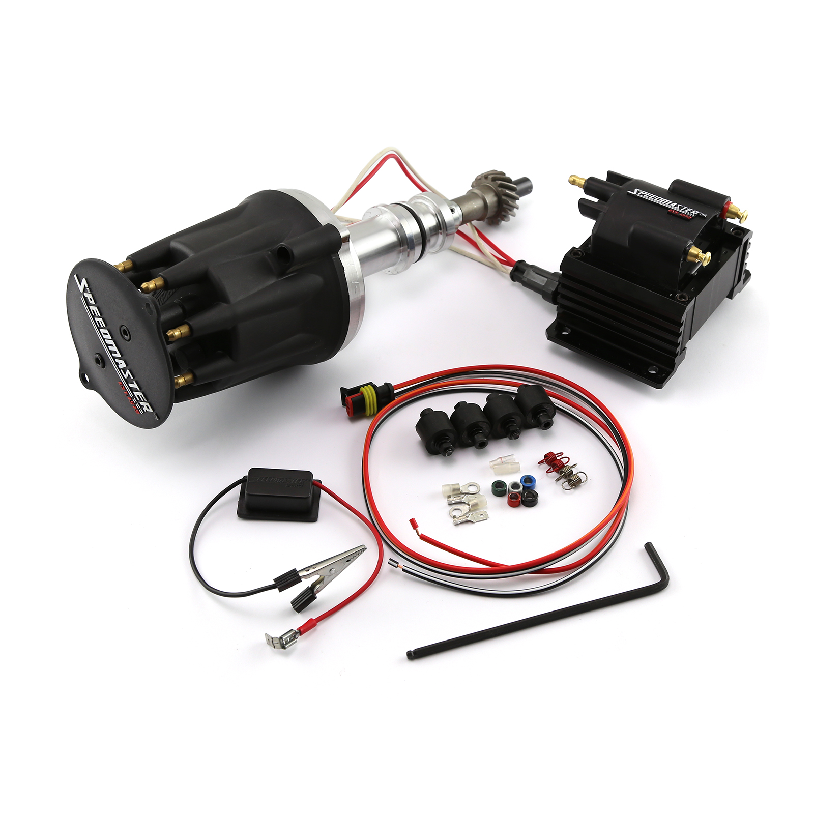 Ford 302 351C Cleveland - El Rayo DNA® - Distributor Ignition Kit