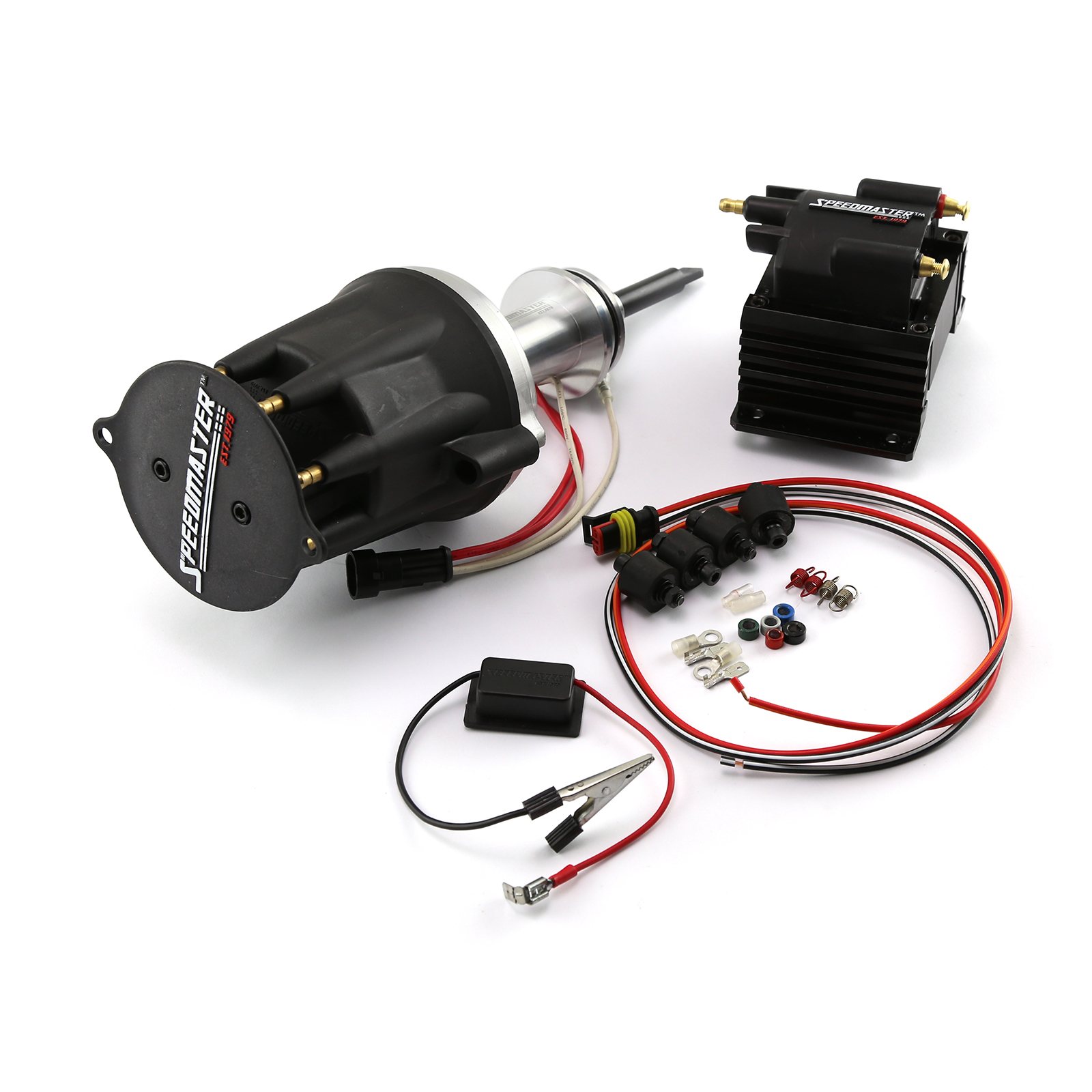 Mopar Chrysler SB 318 340 360 - El Rayo DNA® - Distributor Ignition Kit