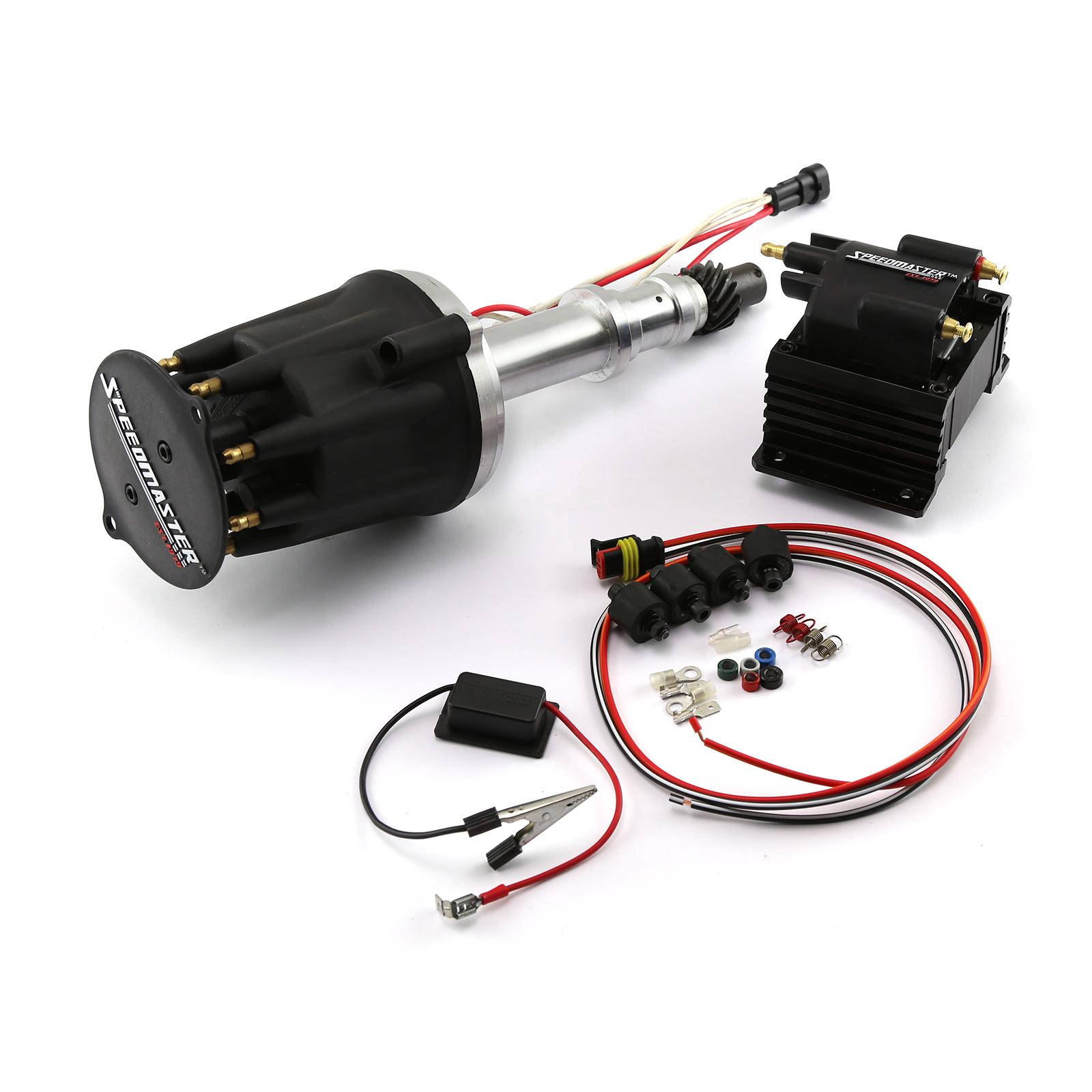 Pontiac 326 400 455 - El Rayo DNA® - Distributor Ignition Kit