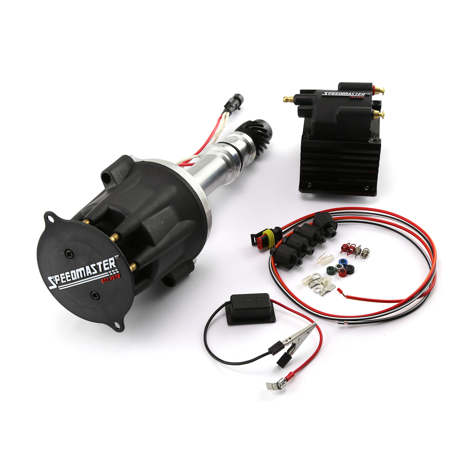 Oldsmobile 400 425 455 - El Rayo DNA® - Distributor Ignition Kit