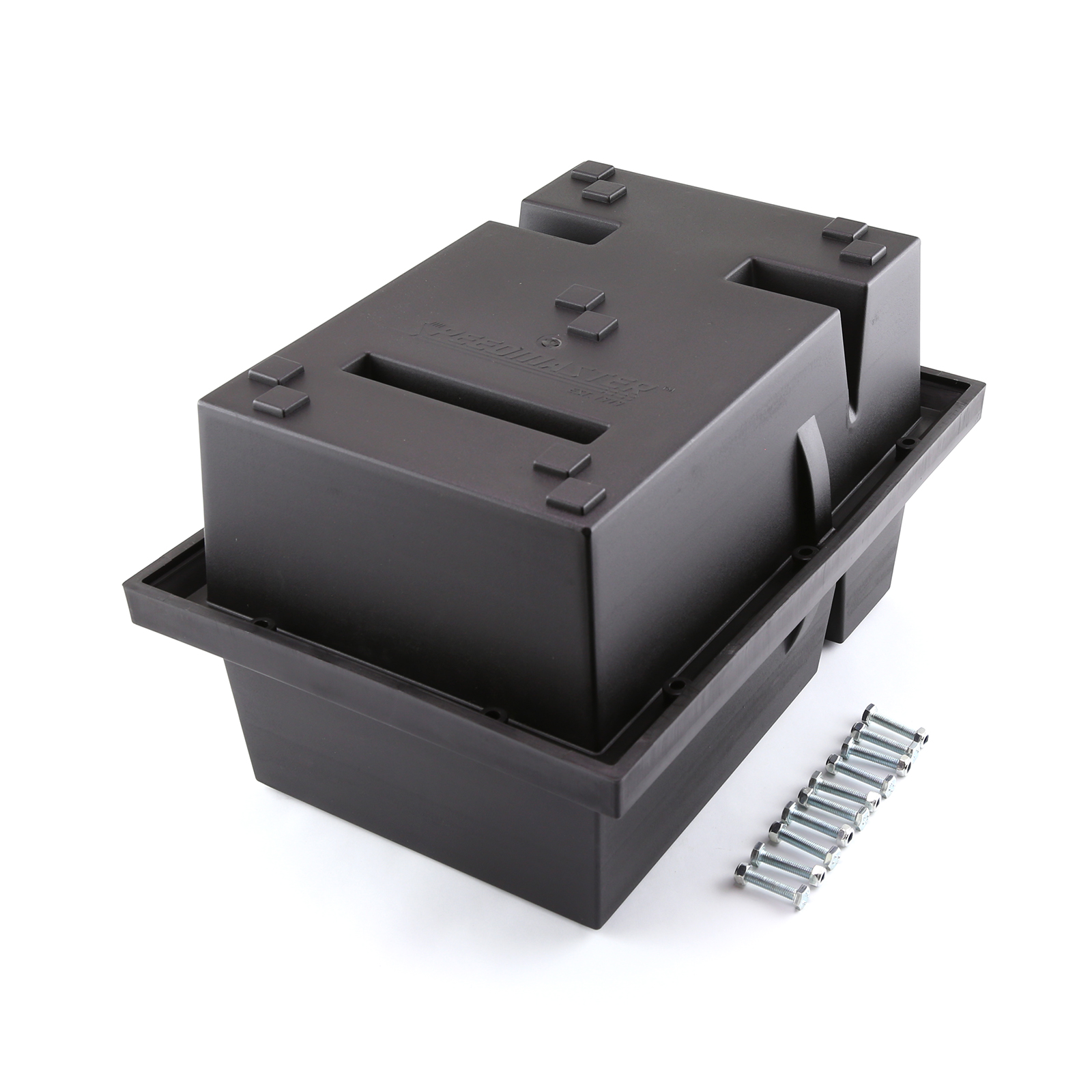 Differential Third Member Storage Case With Hardware